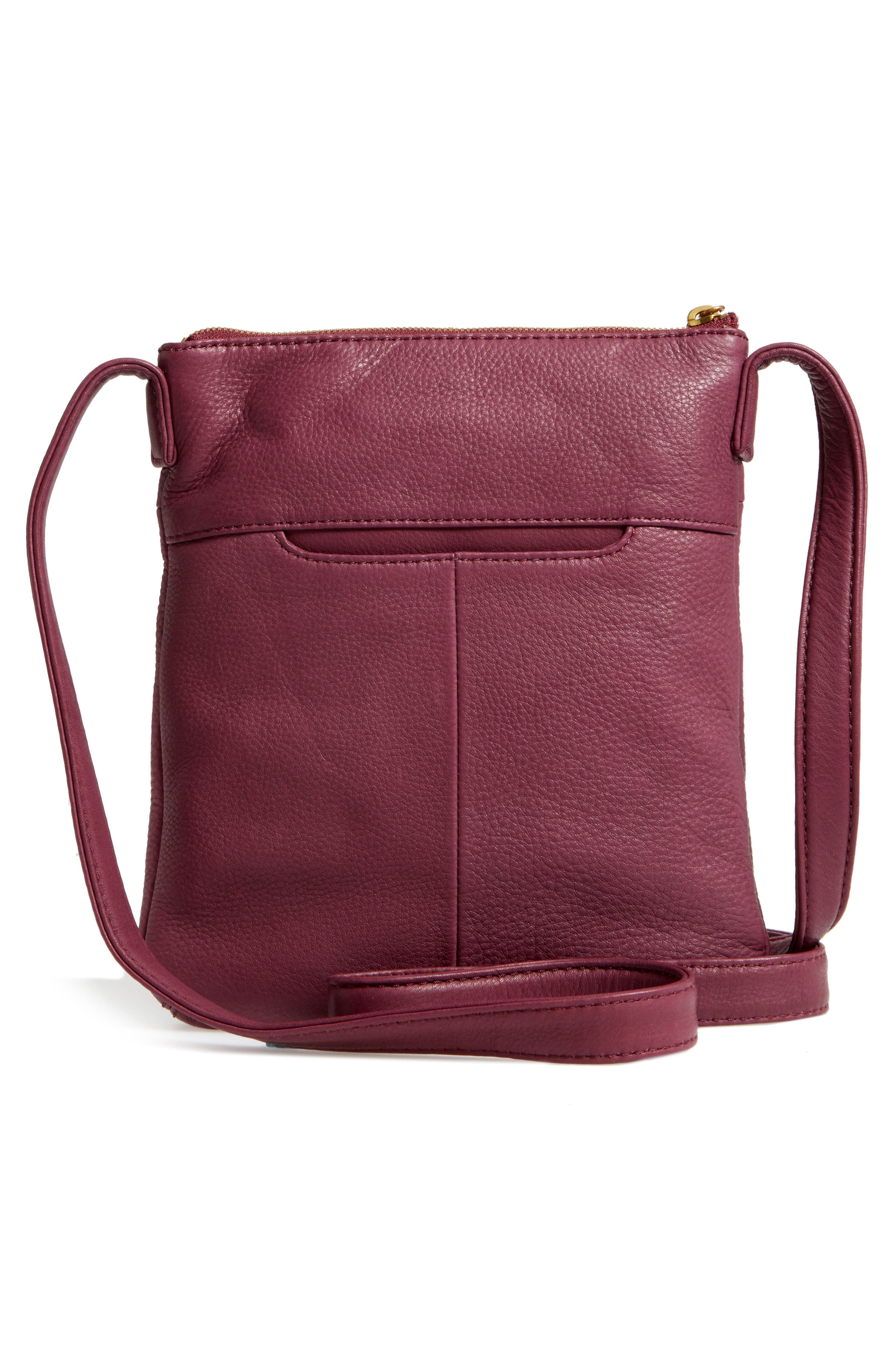 Alternate Image 2  - Hobo 'Sarah' Leather Crossbody Bag