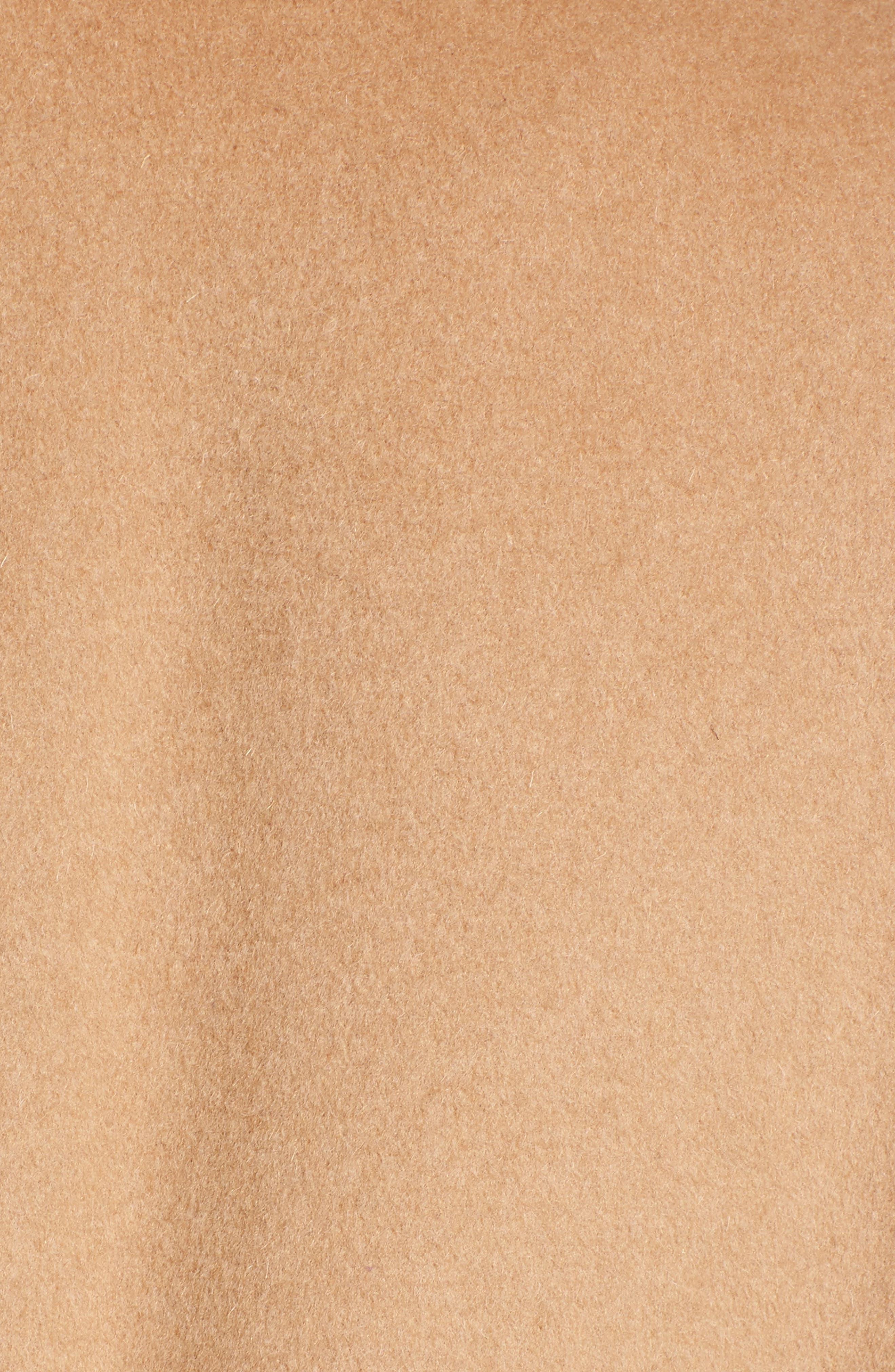 Alternate Image 6  - Kristen Blake Walking Coat (Regular & Petite)