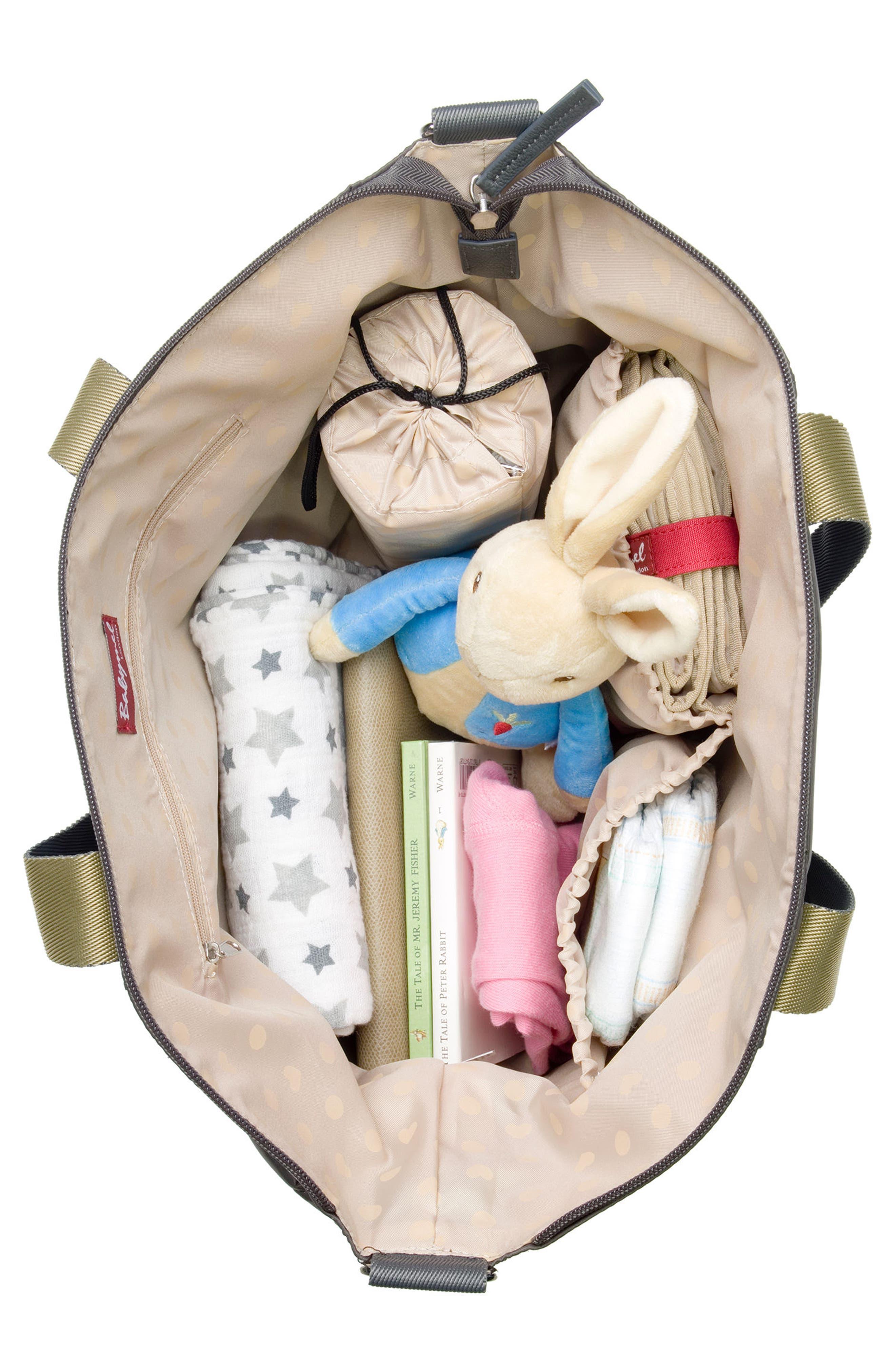 Alternate Image 4  - Babymel Evie Diaper Bag