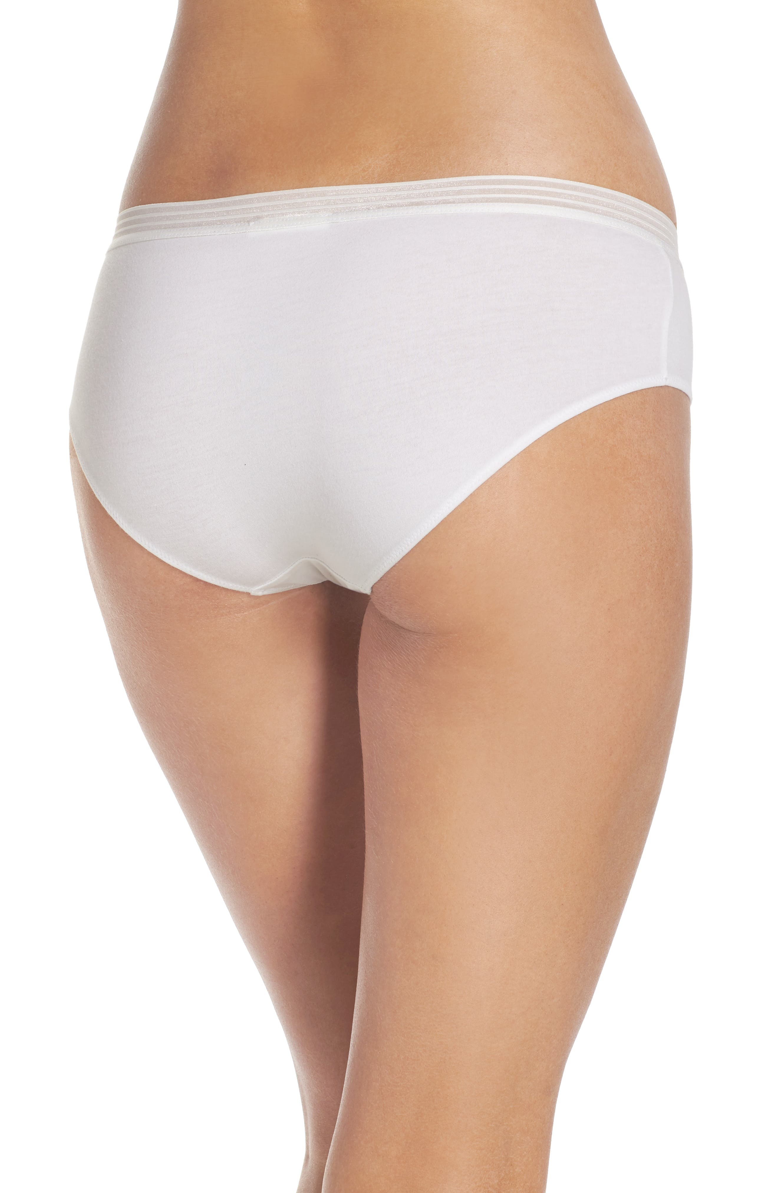Sienna Hipster Briefs,                             Alternate thumbnail 2, color,                             White