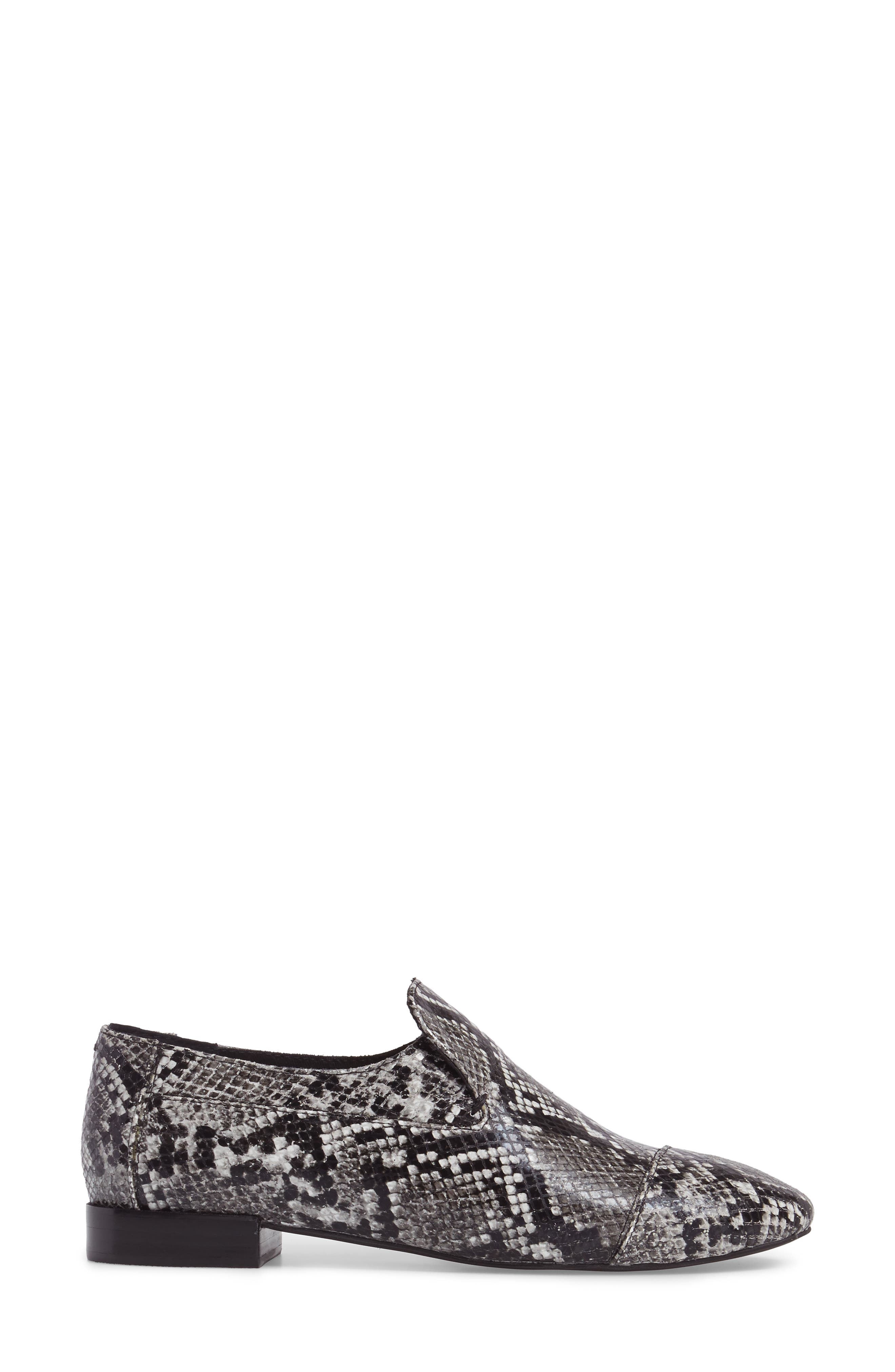 Alternate Image 3  - Jeffrey Campbell 'Bryant' Cap Toe Loafer (Women)