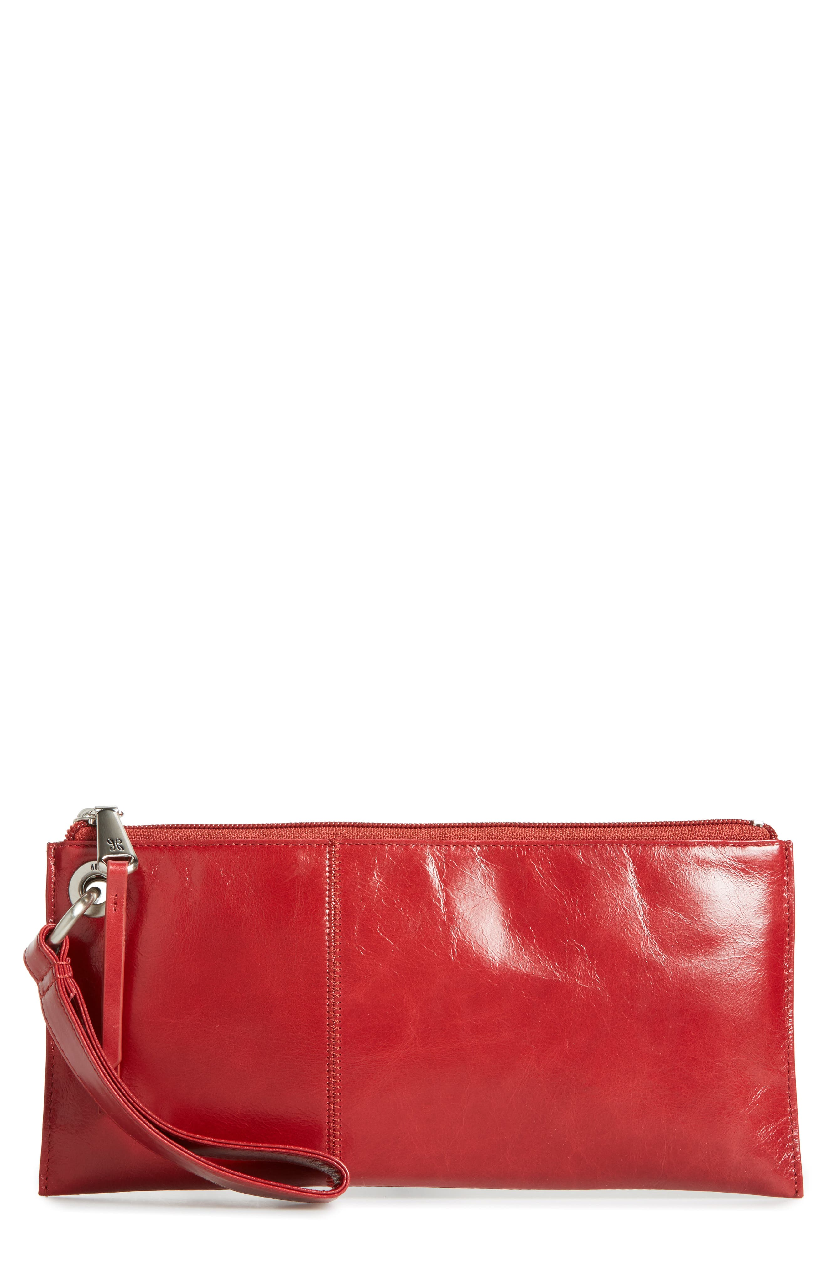 Hobo 'Vida' Leather Clutch