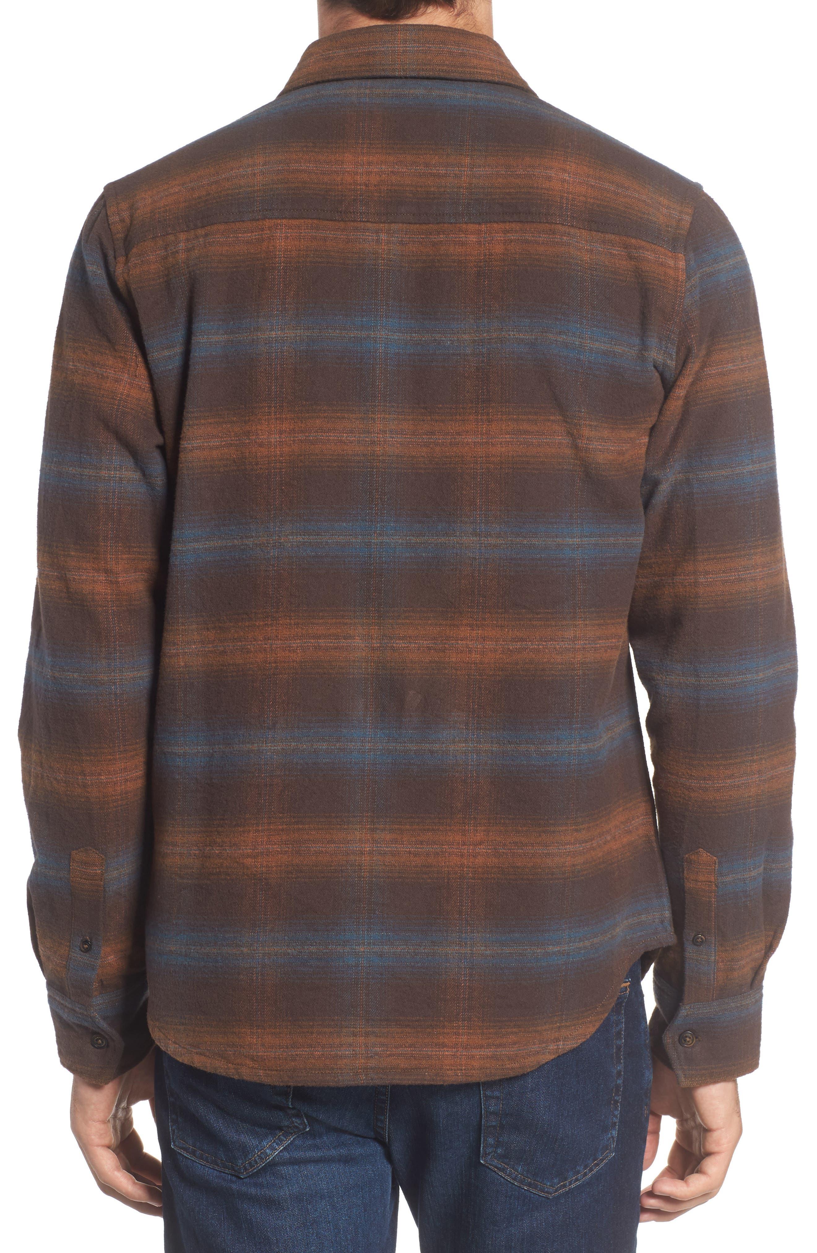 Alternate Image 2  - Jeremiah Canyon Plaid Brushed Twill Shirt
