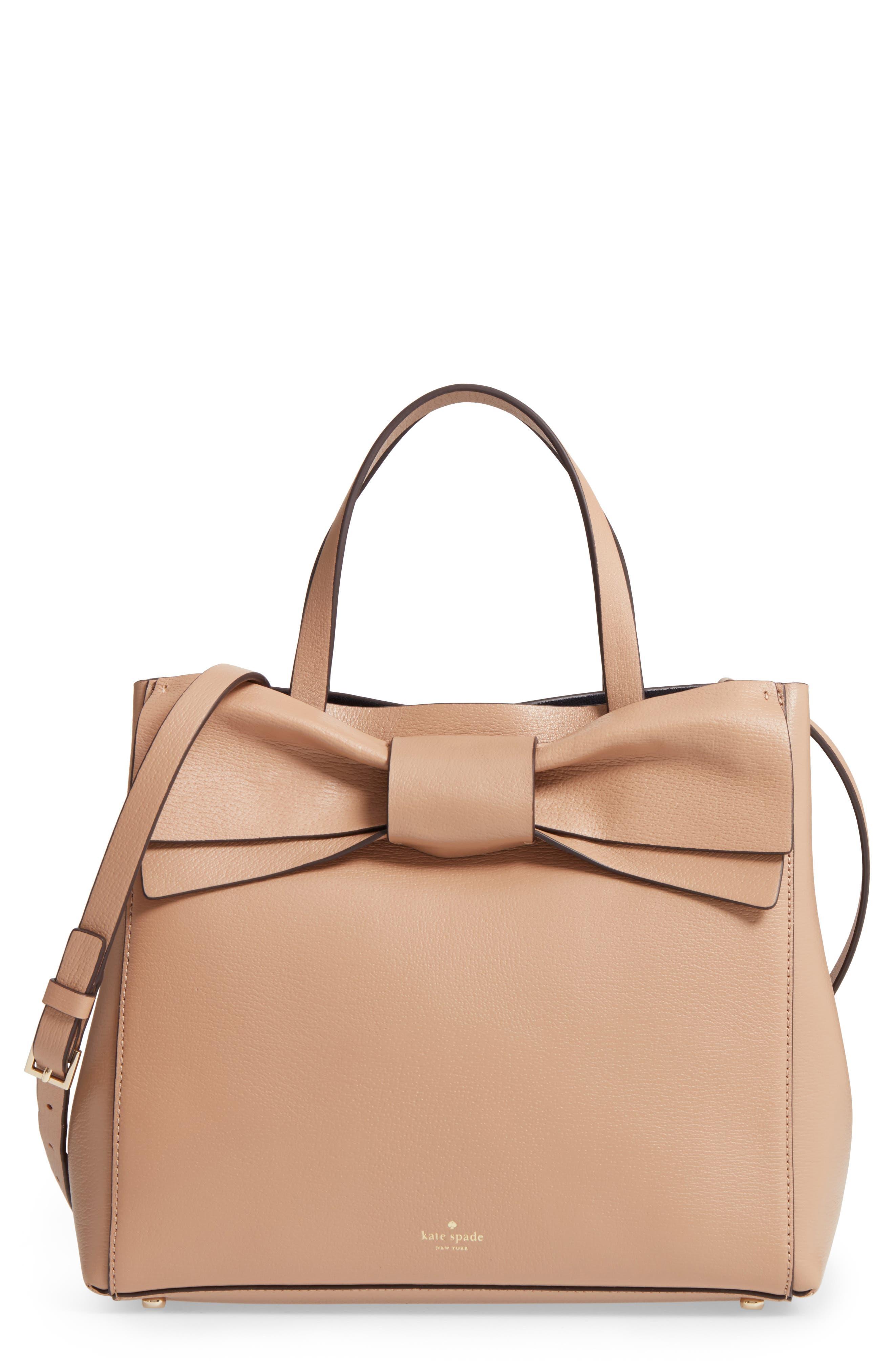 kate spade new york olive drive - brigette leather satchel