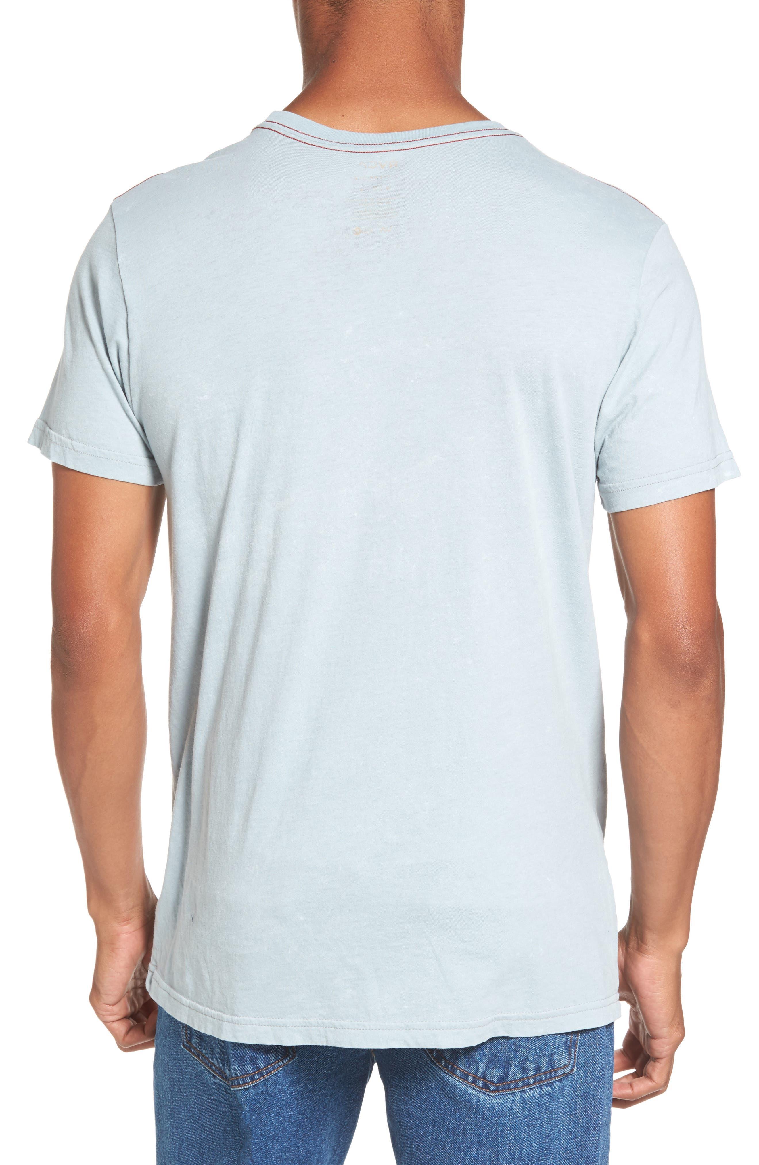 Motors Logo Graphic T-Shirt,                             Alternate thumbnail 2, color,                             Arona Blue