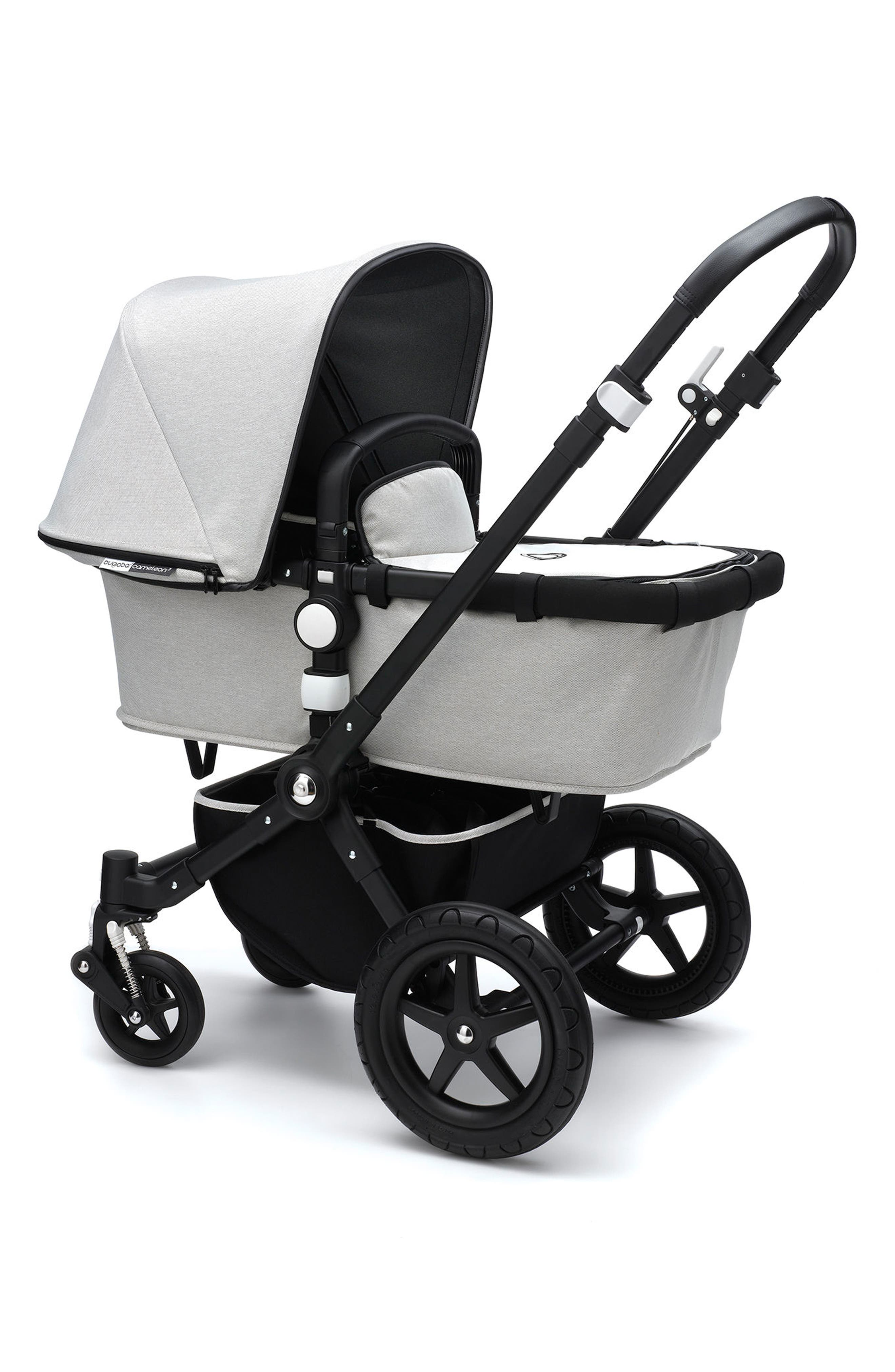 Cameleon³ - Atelier Collection Stroller,                             Alternate thumbnail 3, color,                             Off White