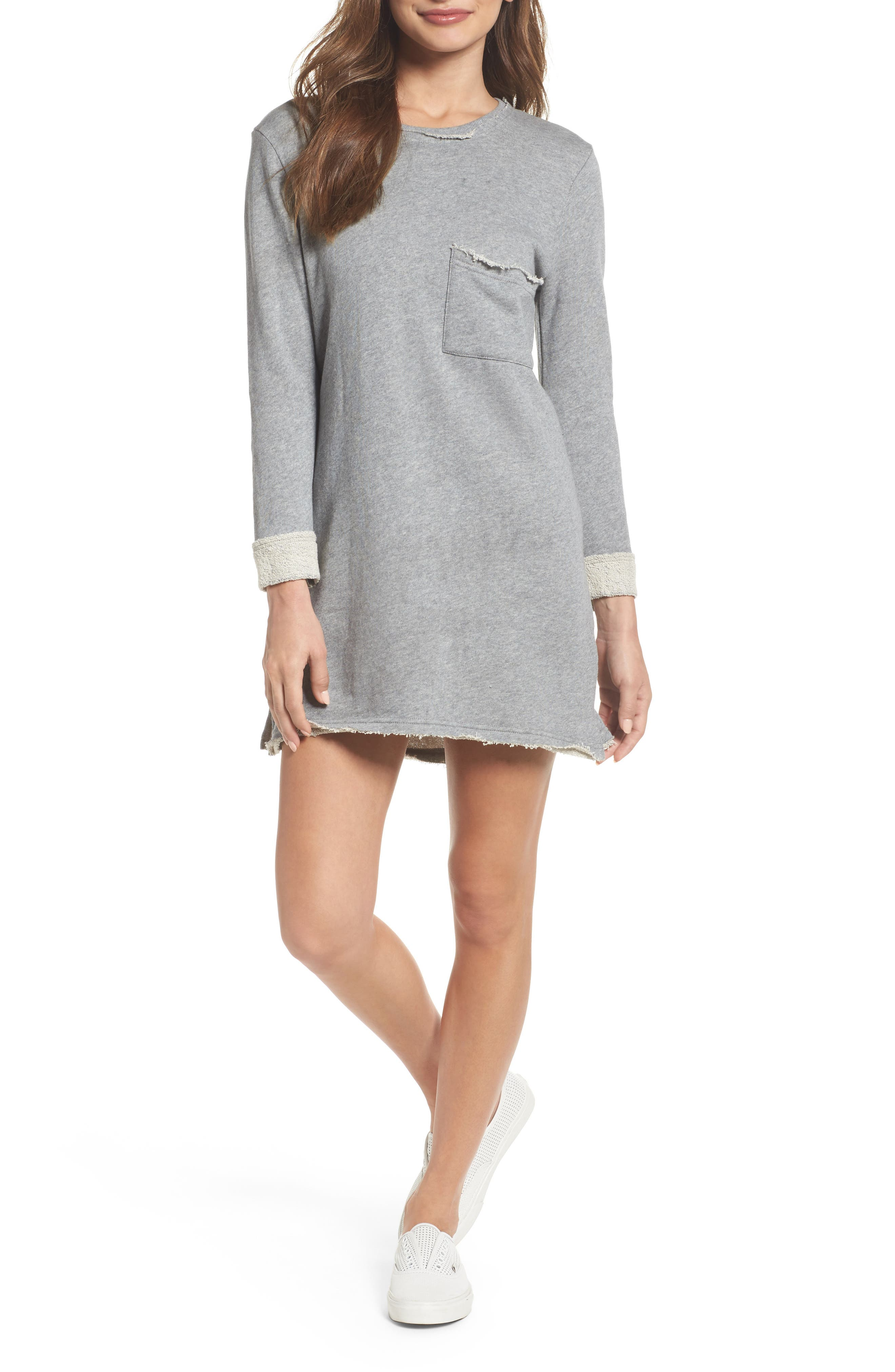 Knot Sisters Chicago T-Shirt Dress