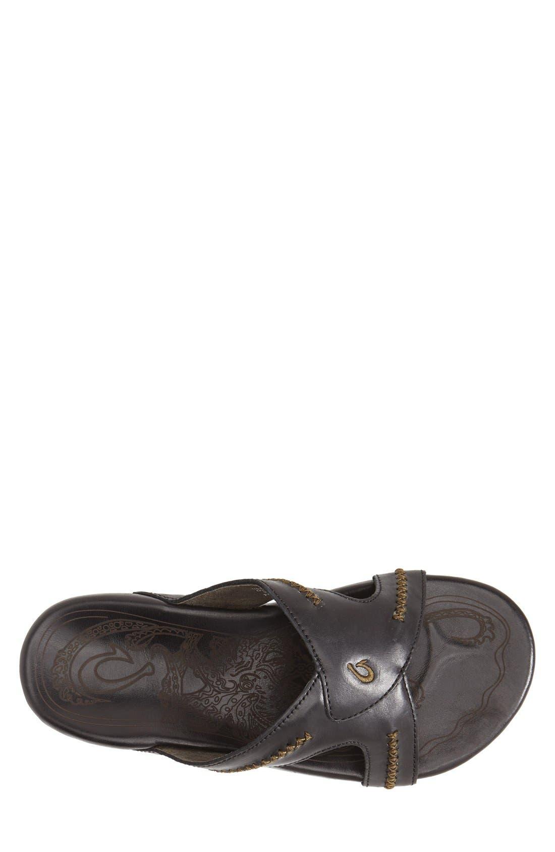 Alternate Image 3  - OluKai 'Mea Ola' Slide Sandal (Men)