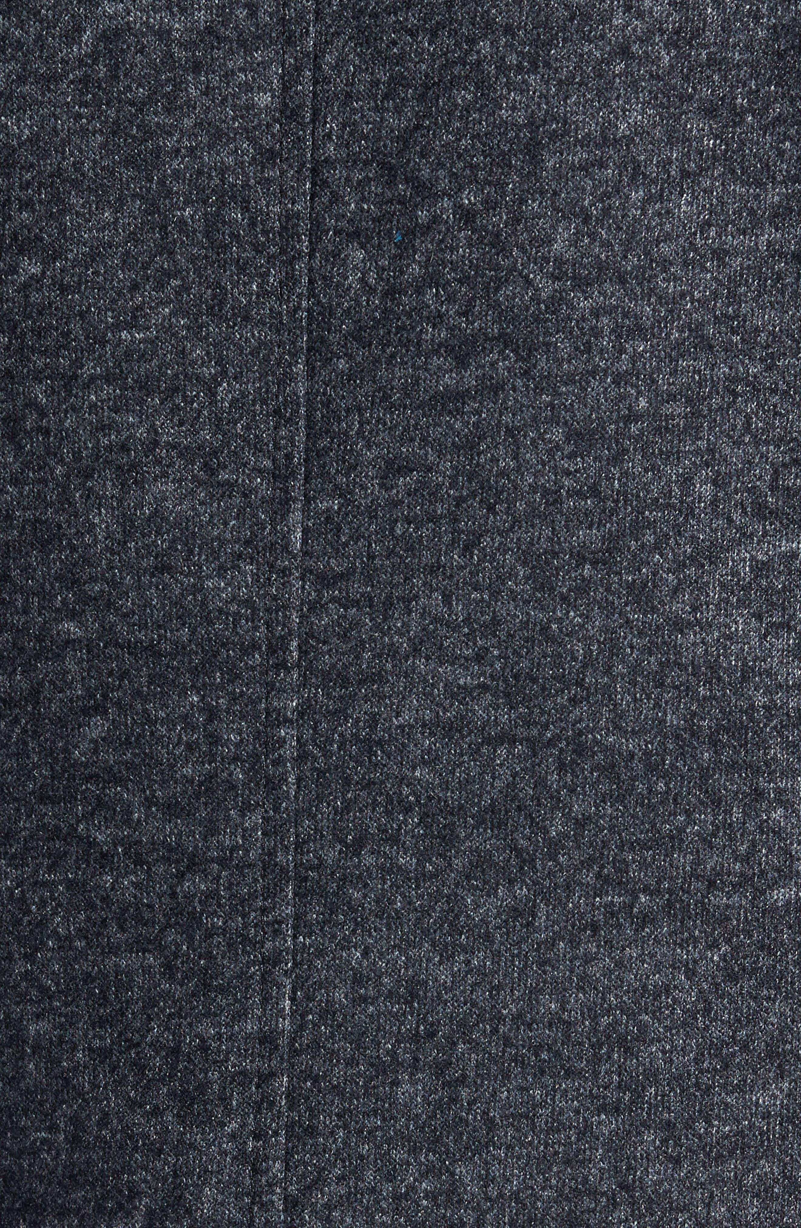 Alternate Image 5  - FLYNT Classic Fit Suede Trim Jersey Sport Coat