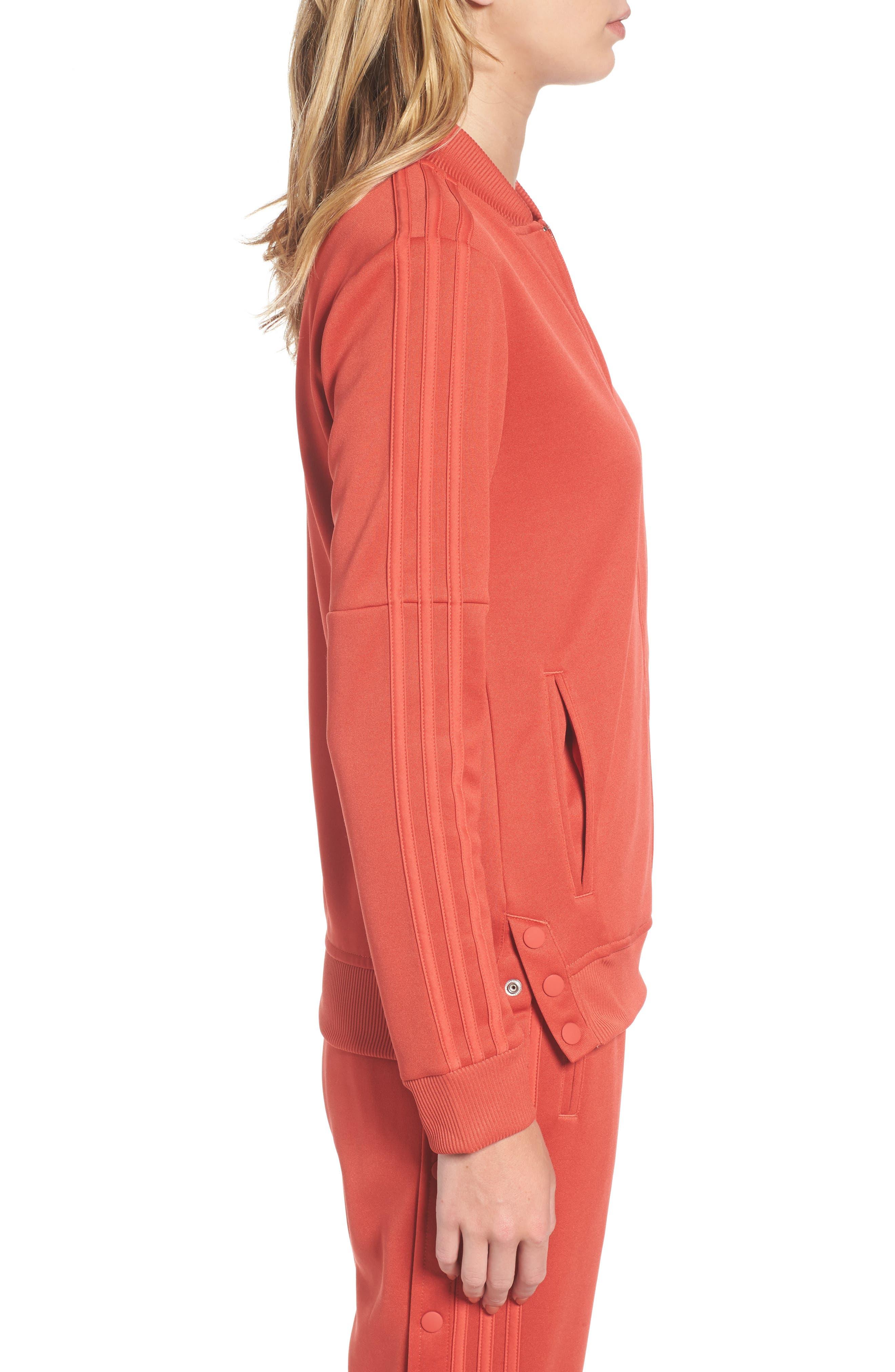 Alternate Image 3  - adidas Tricot Track Jacket