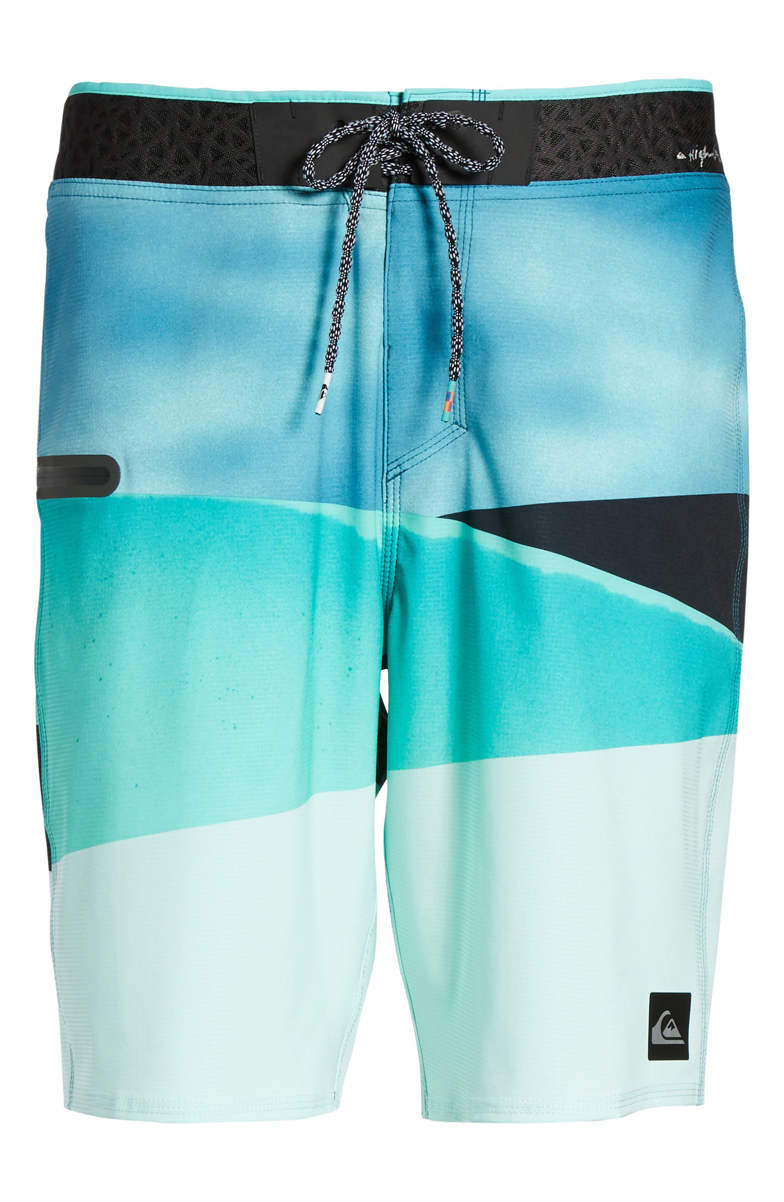 Alternate Image 6  - Quiksilver Slash Vee 20 Board Shorts