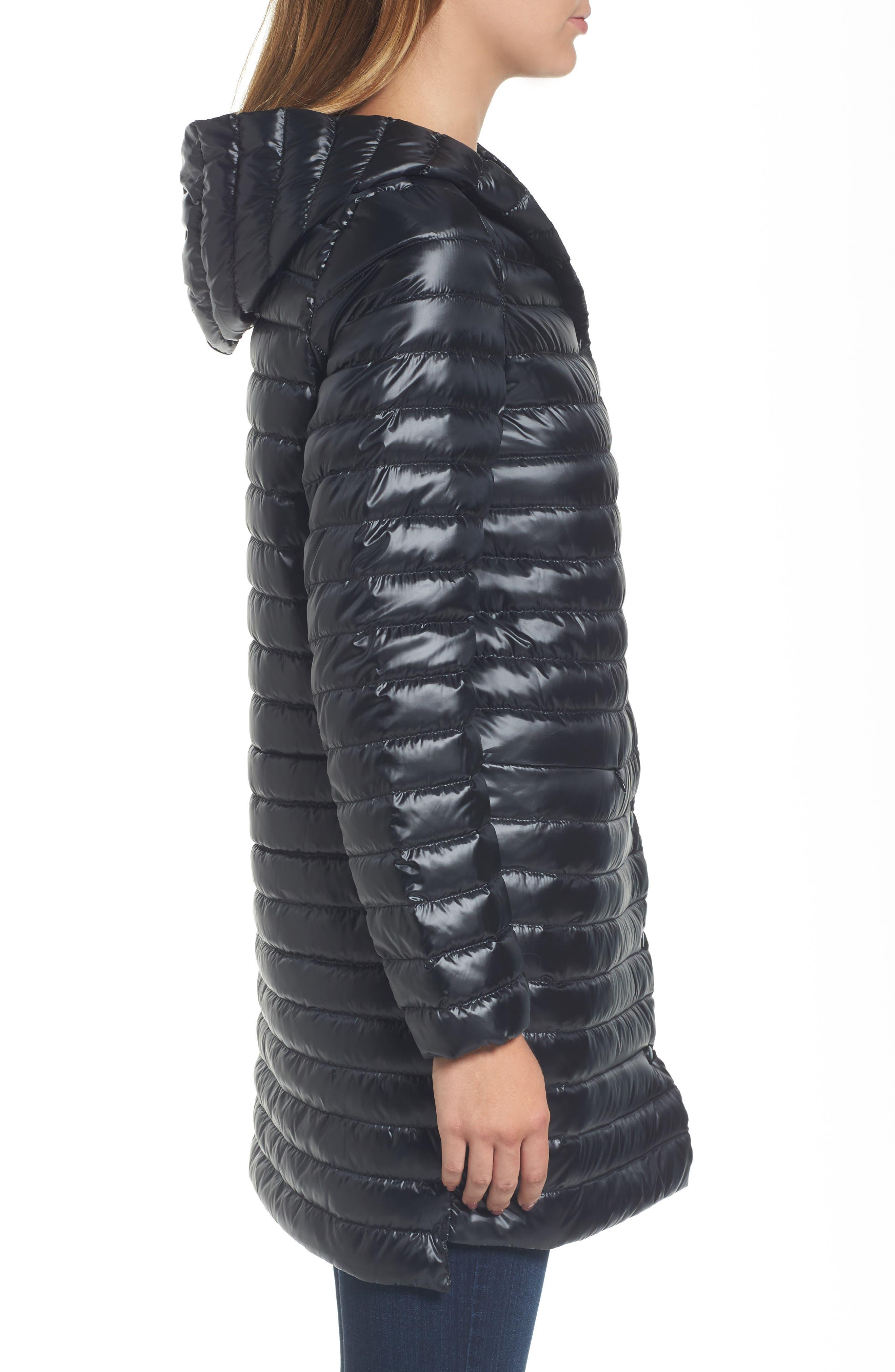 Alternate Image 3  - Sam Edelman Reversible Down & Feather Fill Puffer Jacket