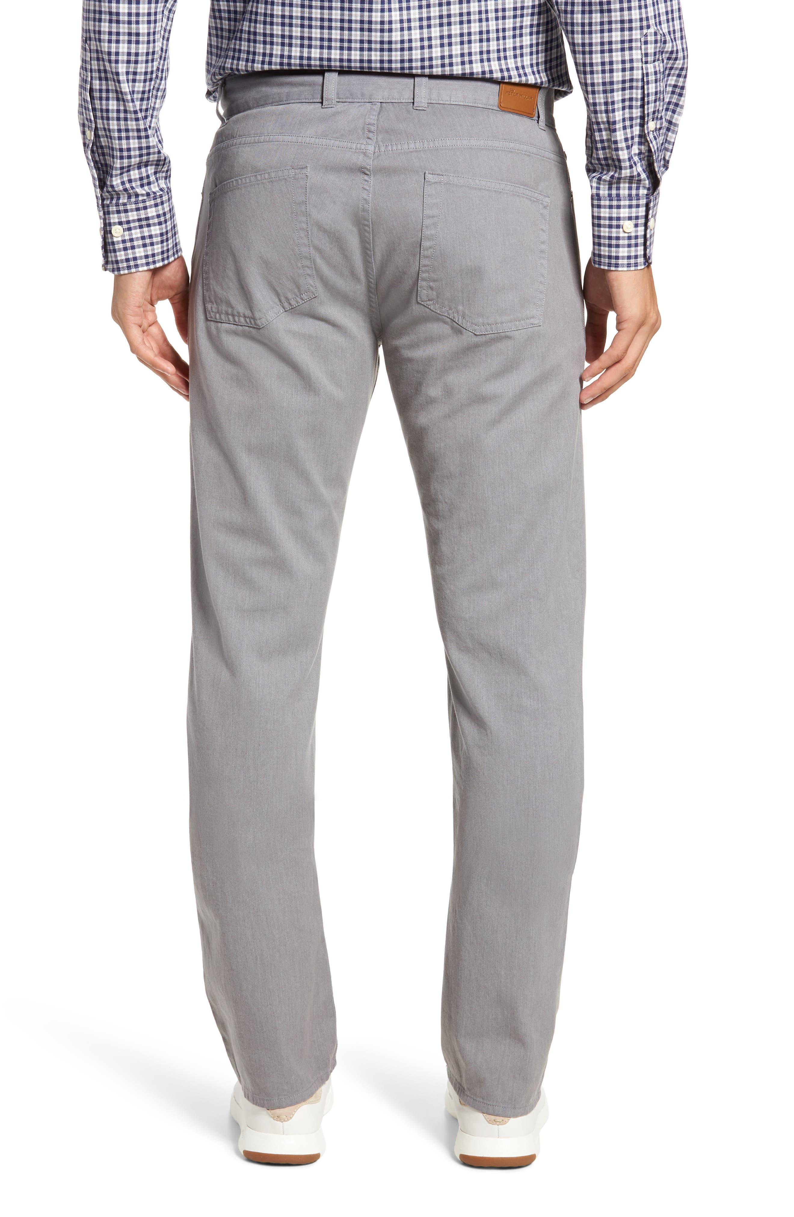Mélange Five-Pocket Pants,                             Alternate thumbnail 2, color,                             Stingray