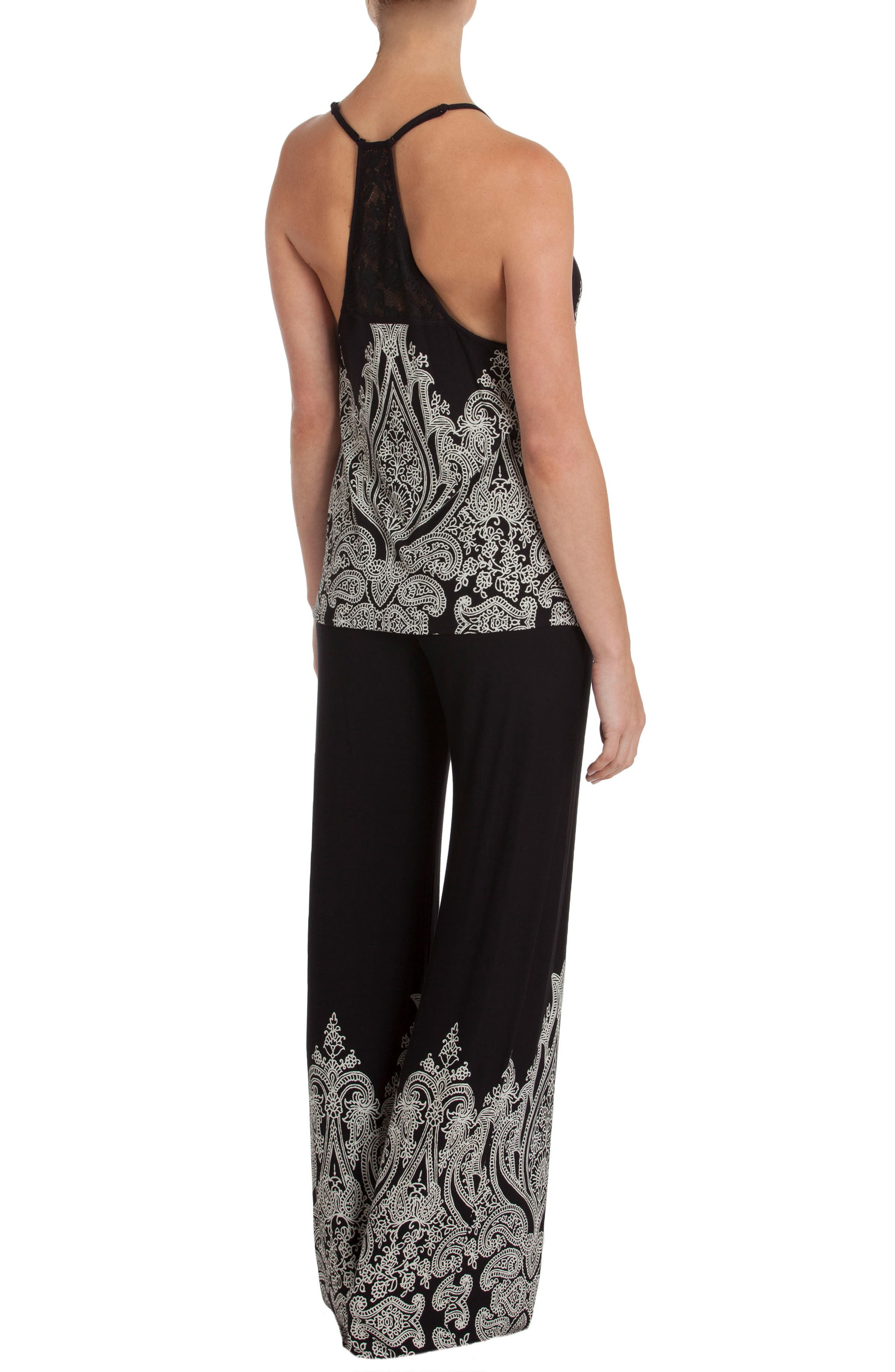 Alternate Image 2  - In Bloom by Jonquil Camisole Pajamas