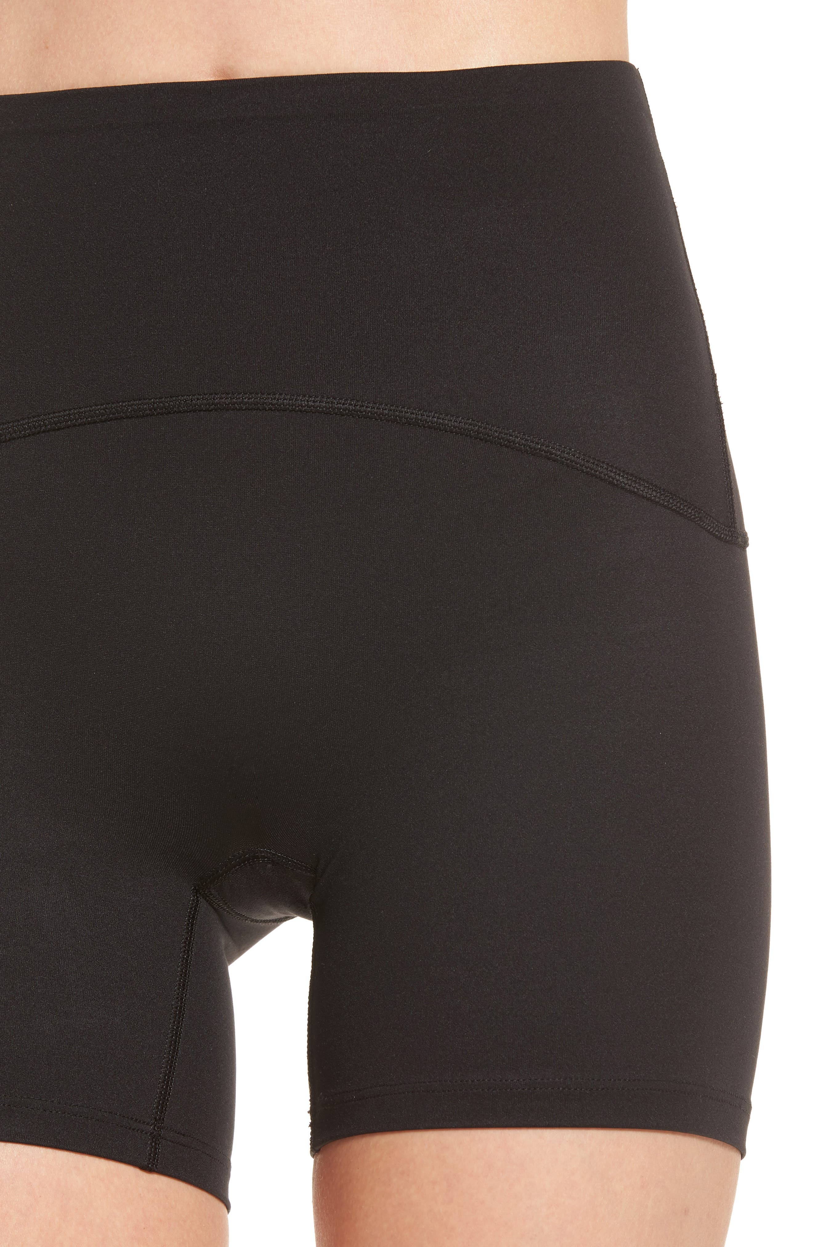 Alternate Image 3  - SPANX® Sport Compression Shorts