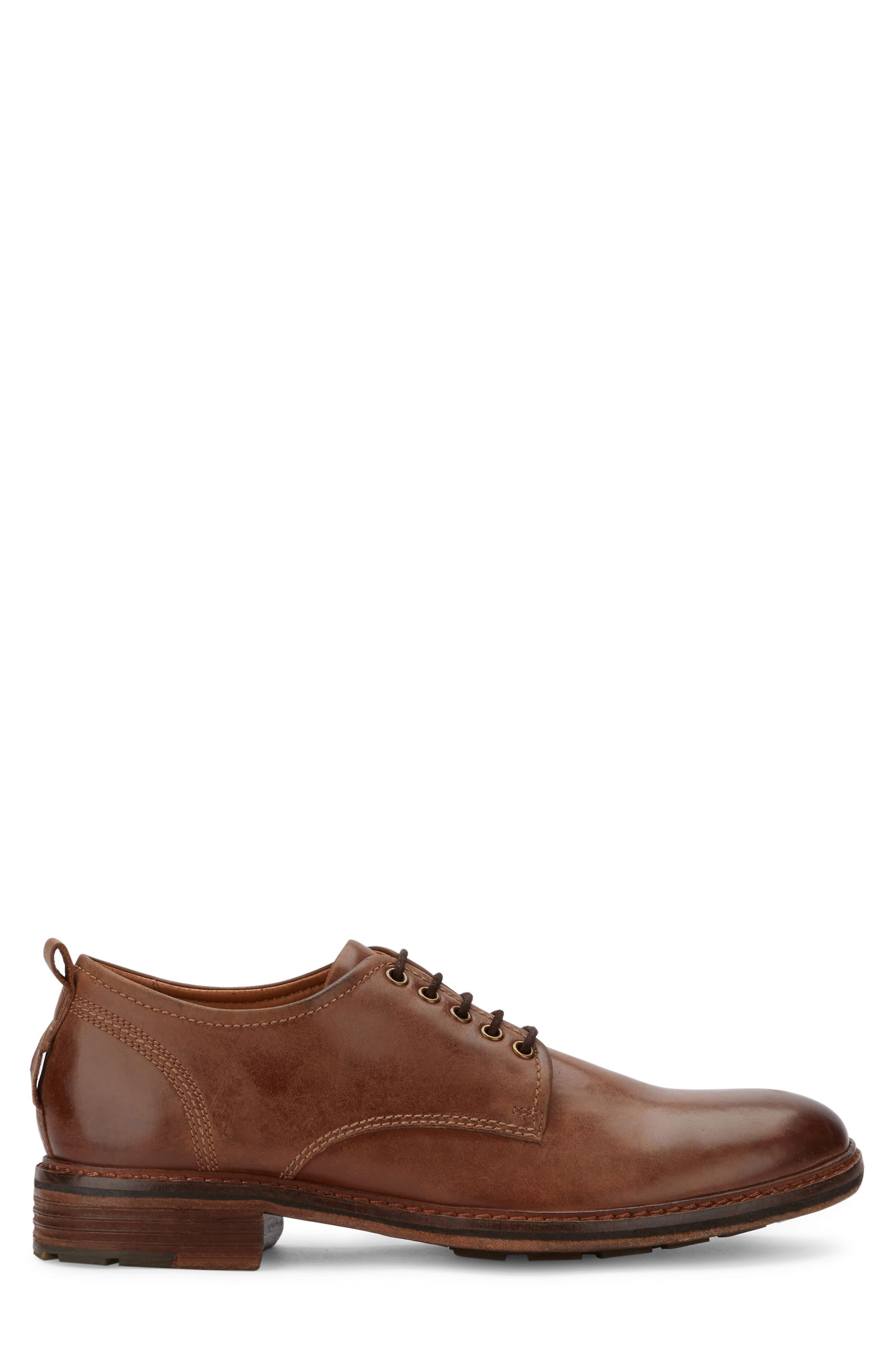 Alternate Image 3  - G.H. Bass Hanson Plain Toe Derby (Men)
