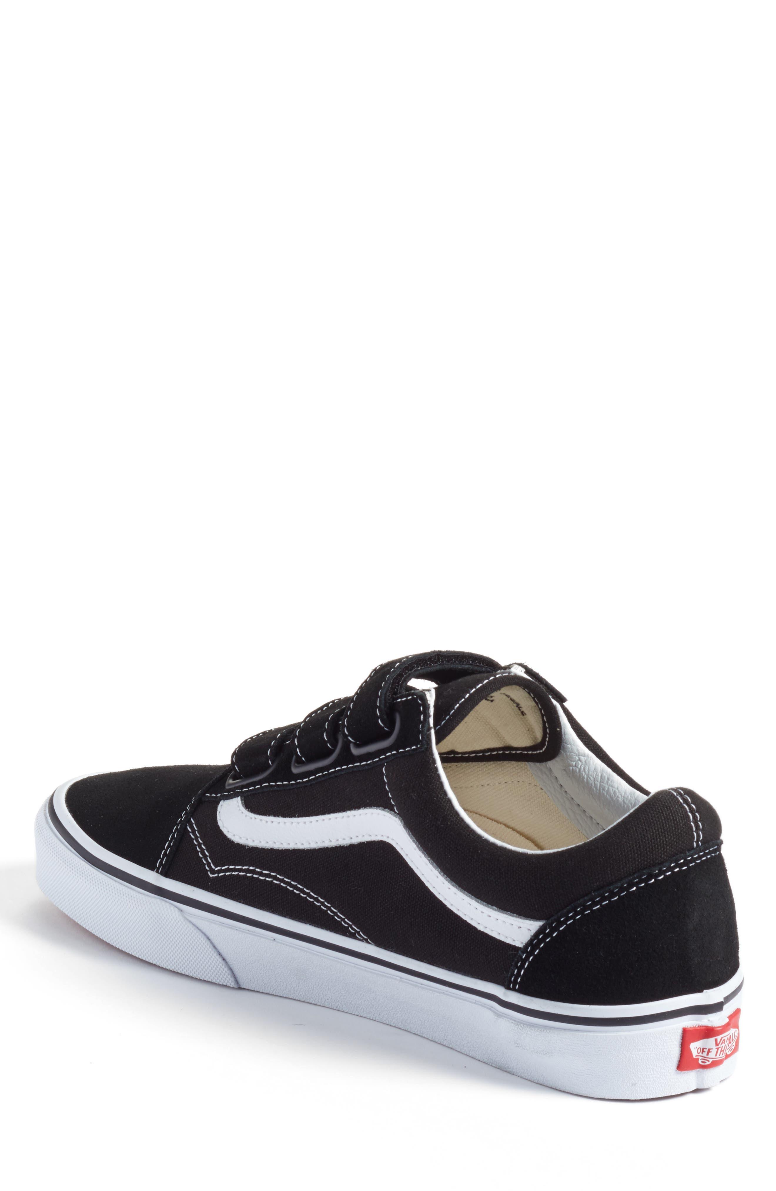 Alternate Image 2  - Vans Old Skool V-Sneaker (Men)