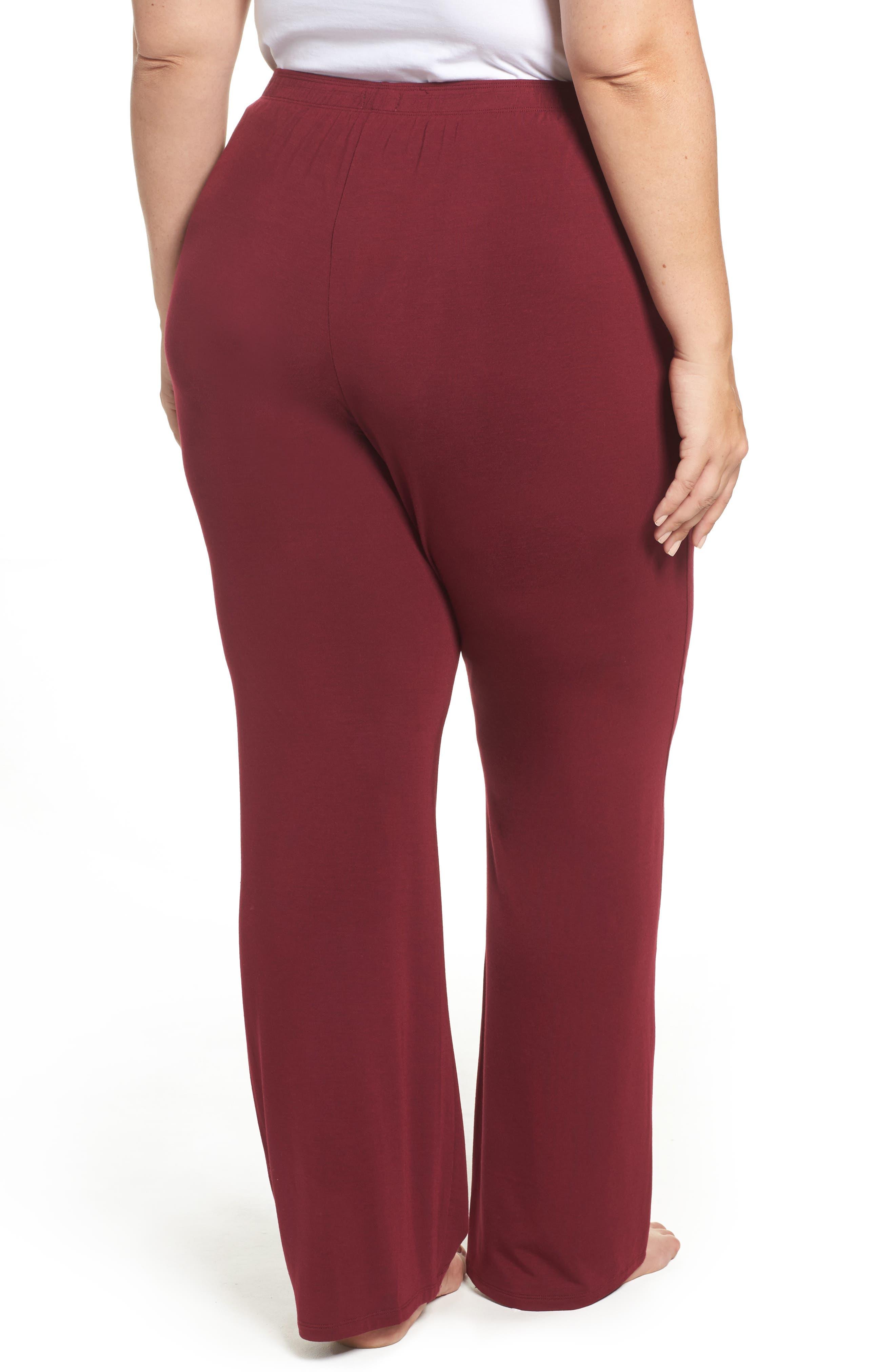 Alternate Image 2  - PJ Salvage Lounge Pants (Plus Size)