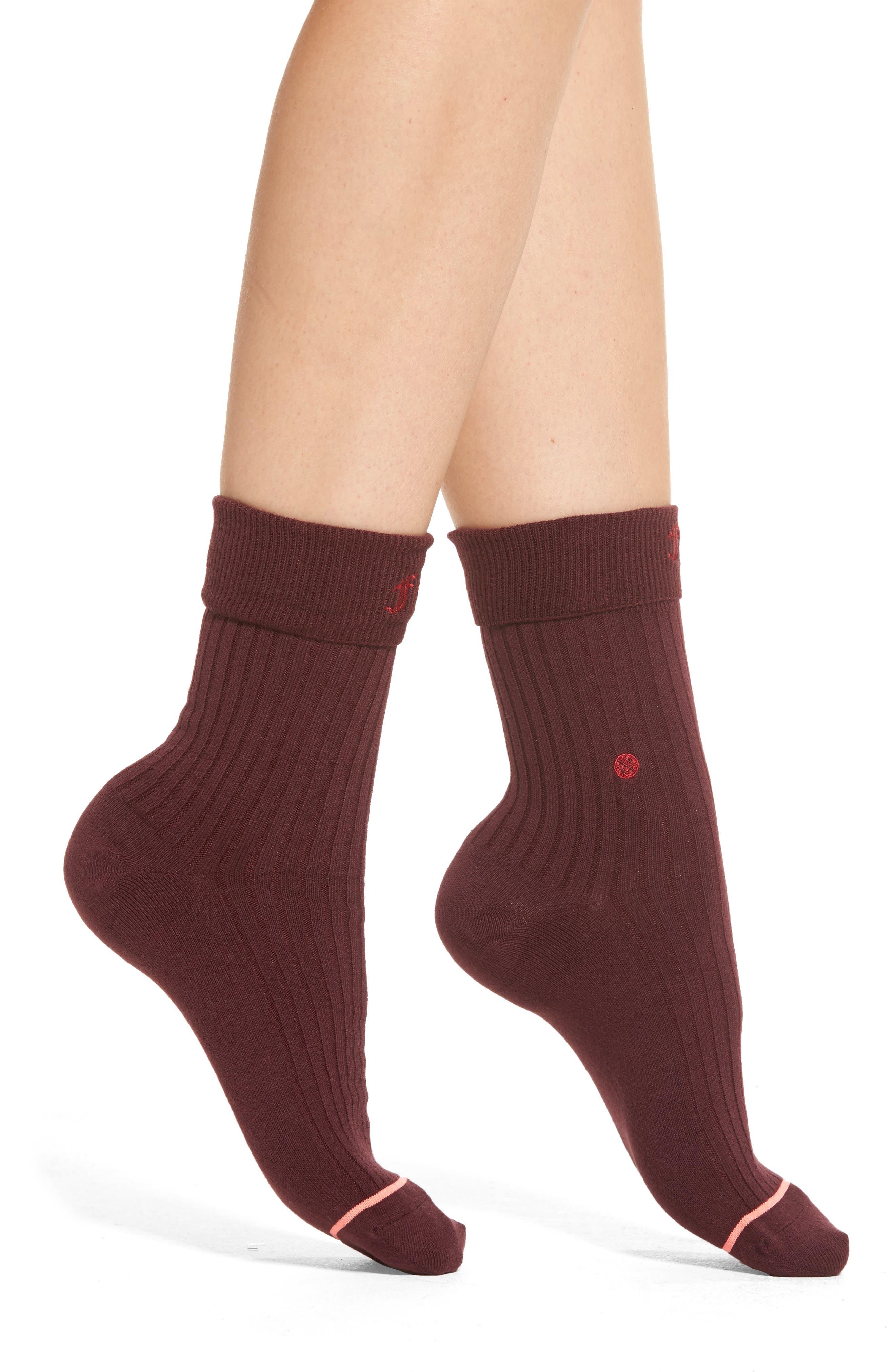 Stance x Rihanna Fenty Prep Crew Socks