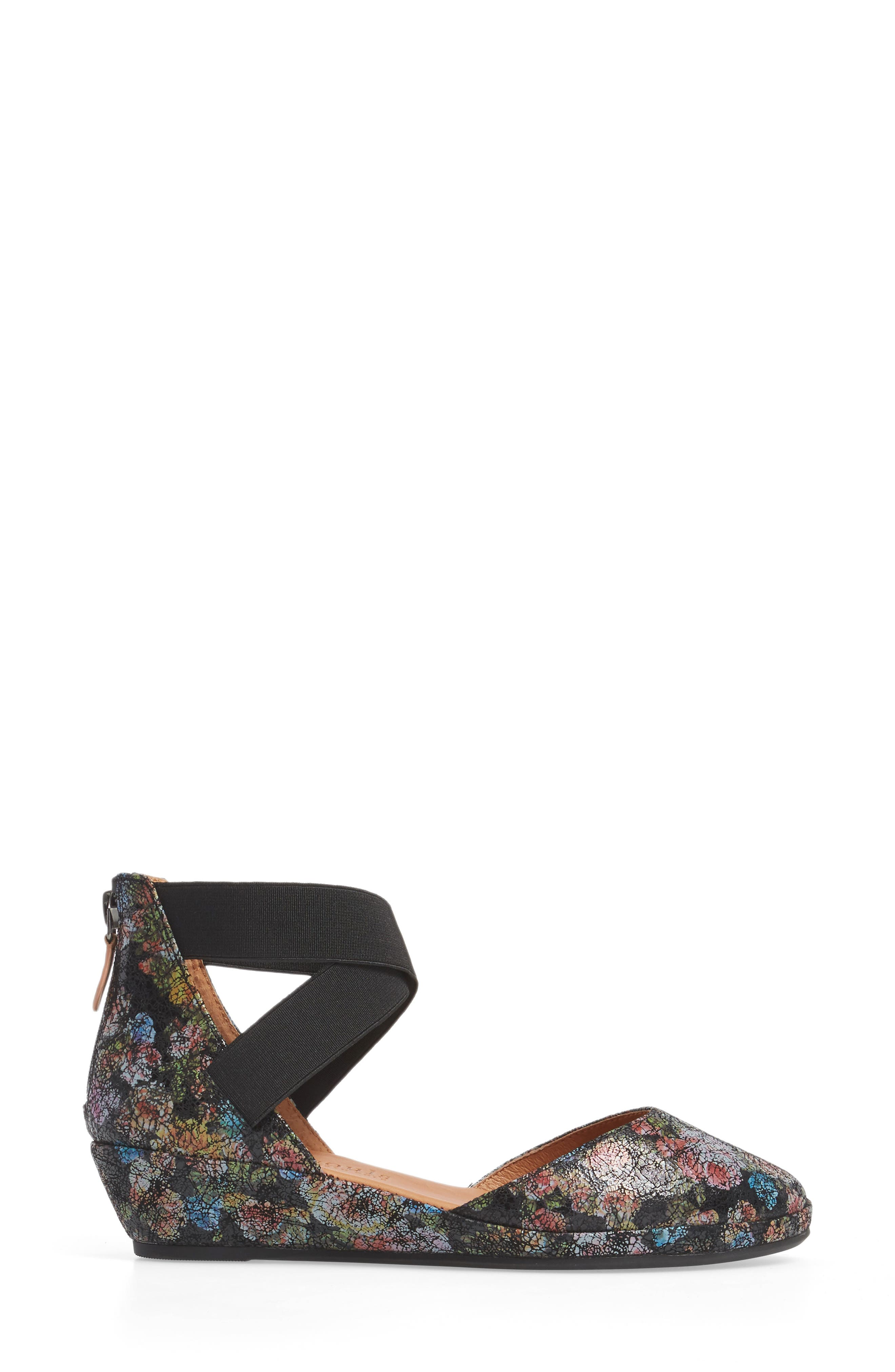 Alternate Image 3  - Gentle Souls 'Noa' Elastic Strap d'Orsay Sandal (Women)