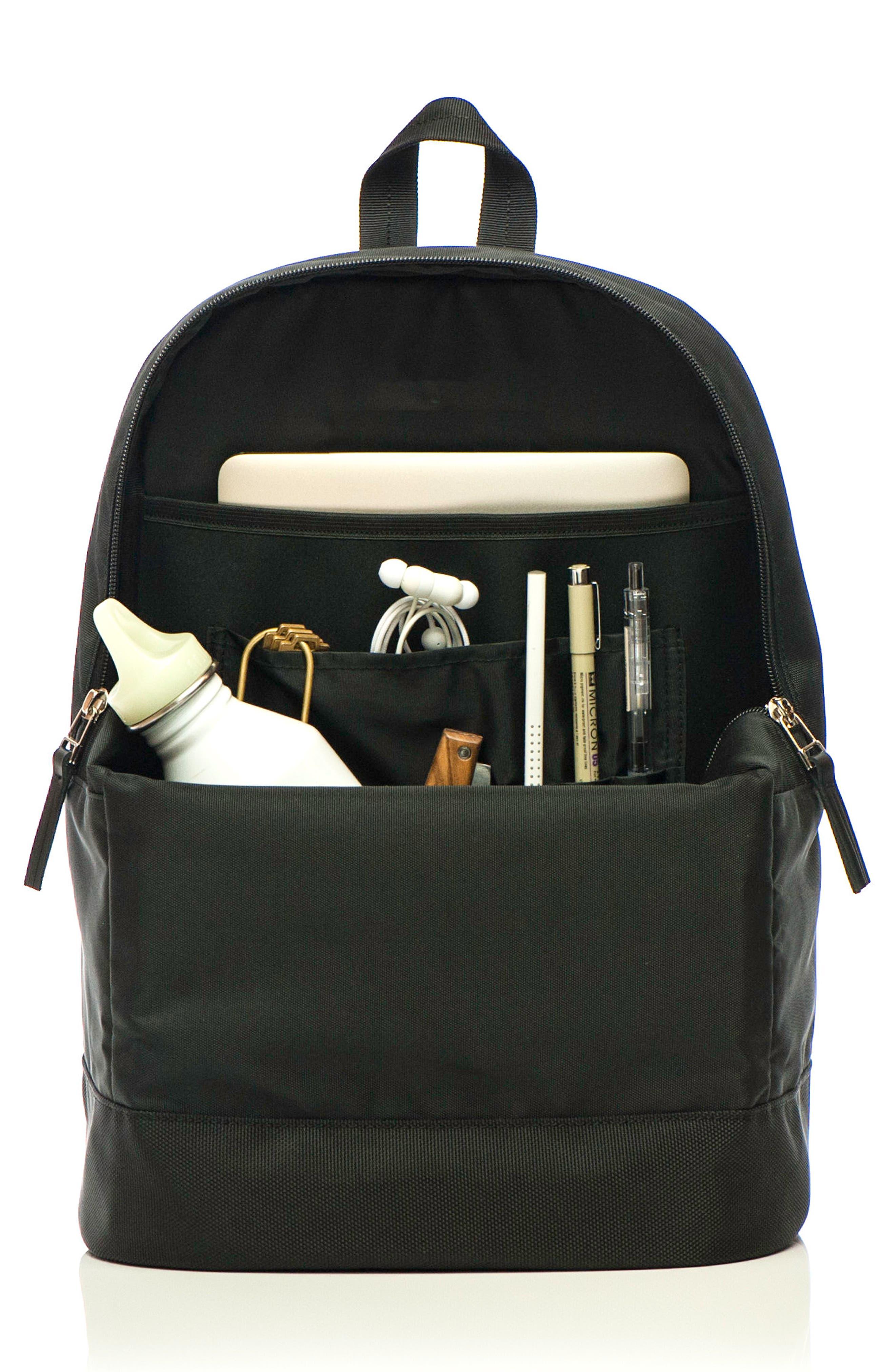 Tomcat Backpack,                             Alternate thumbnail 6, color,                             Black