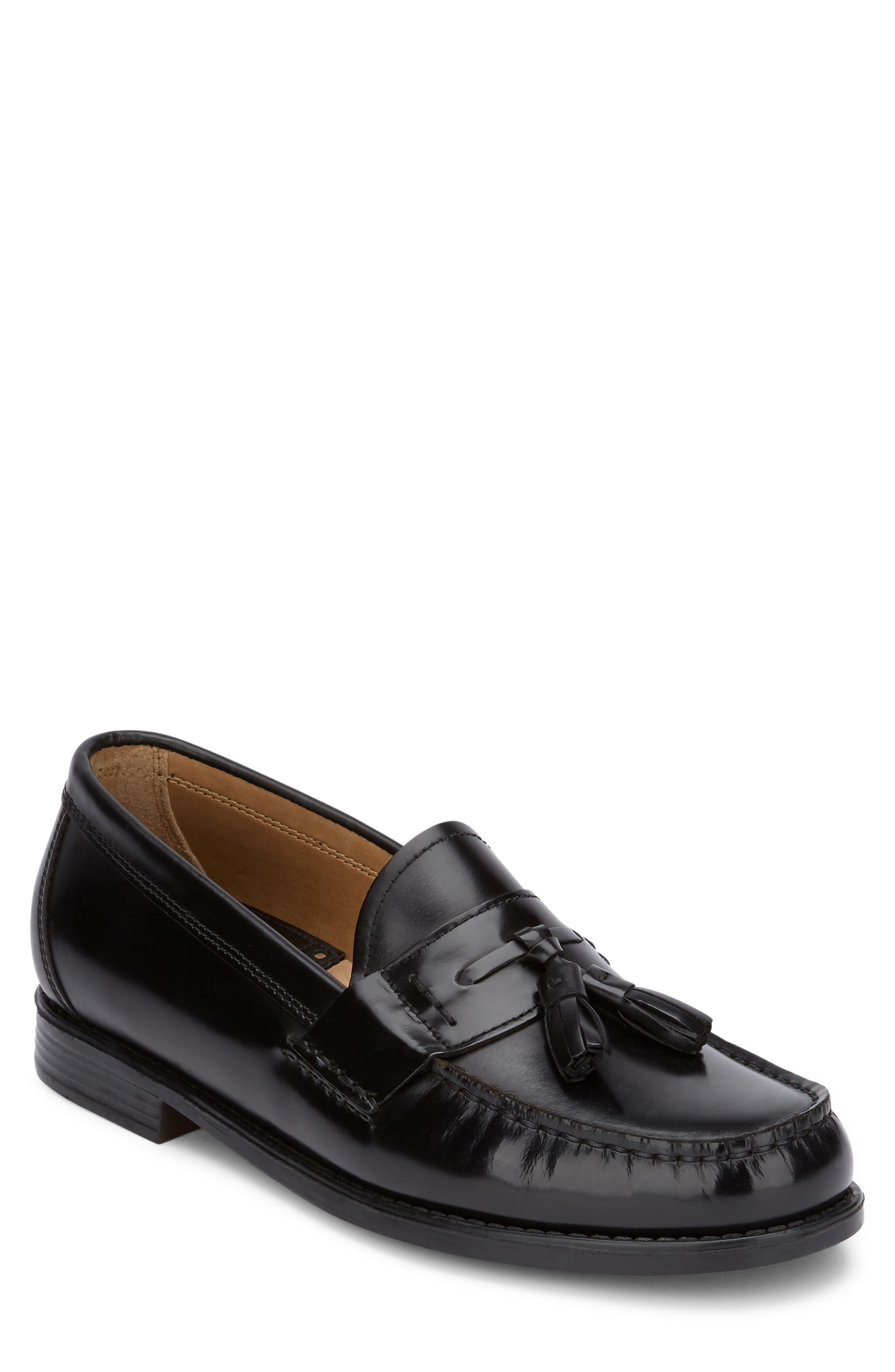 Alternate Image 1 Selected - G.H. Bass & Co. Wallace Tassel Loafer (Men)