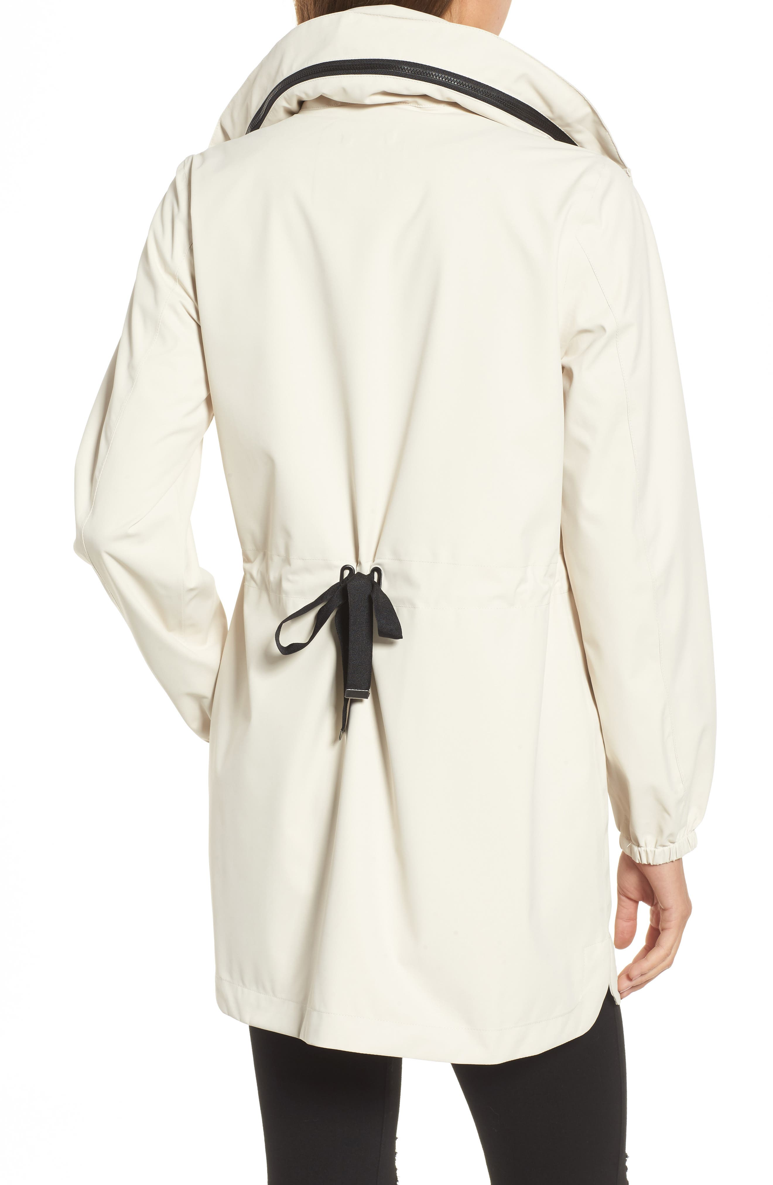 Micro Breathable Anorak Jacket,                             Alternate thumbnail 2, color,                             Beige