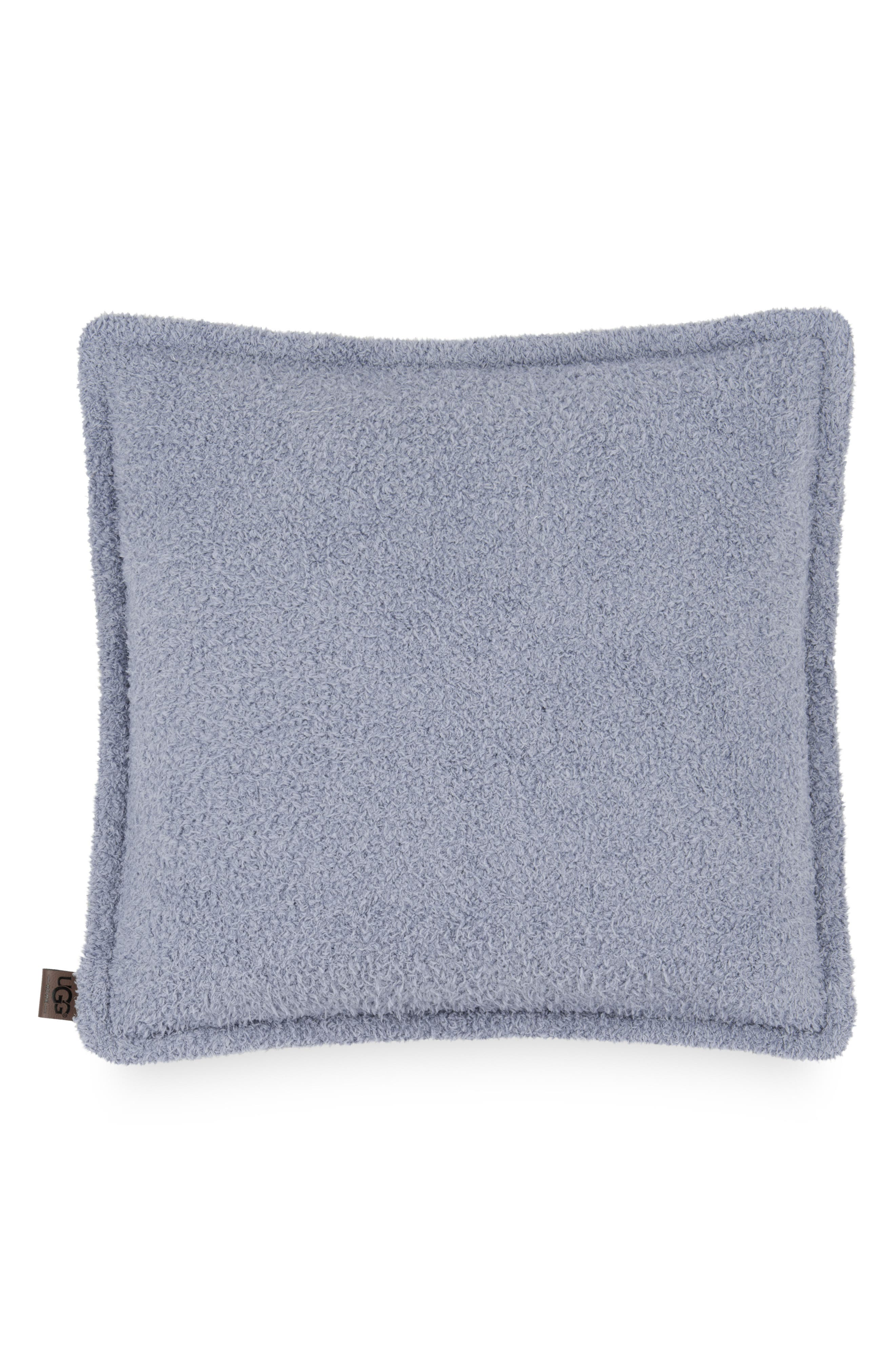 Alternate Image 1 Selected - UGG® Ana Faux Shearling Pillow