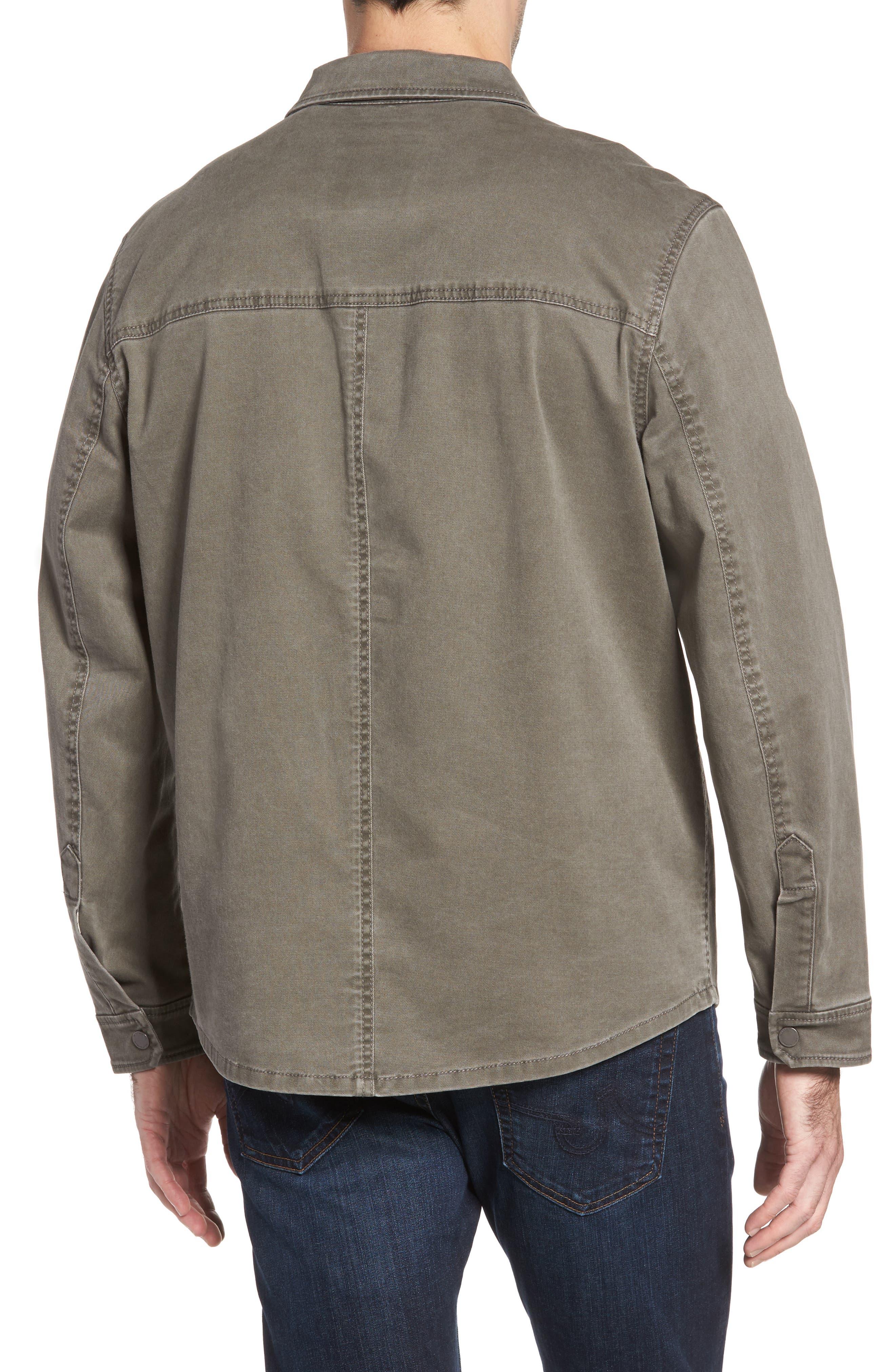 Alternate Image 2  - Tommy Bahama Sea Glass Shirt Jacket