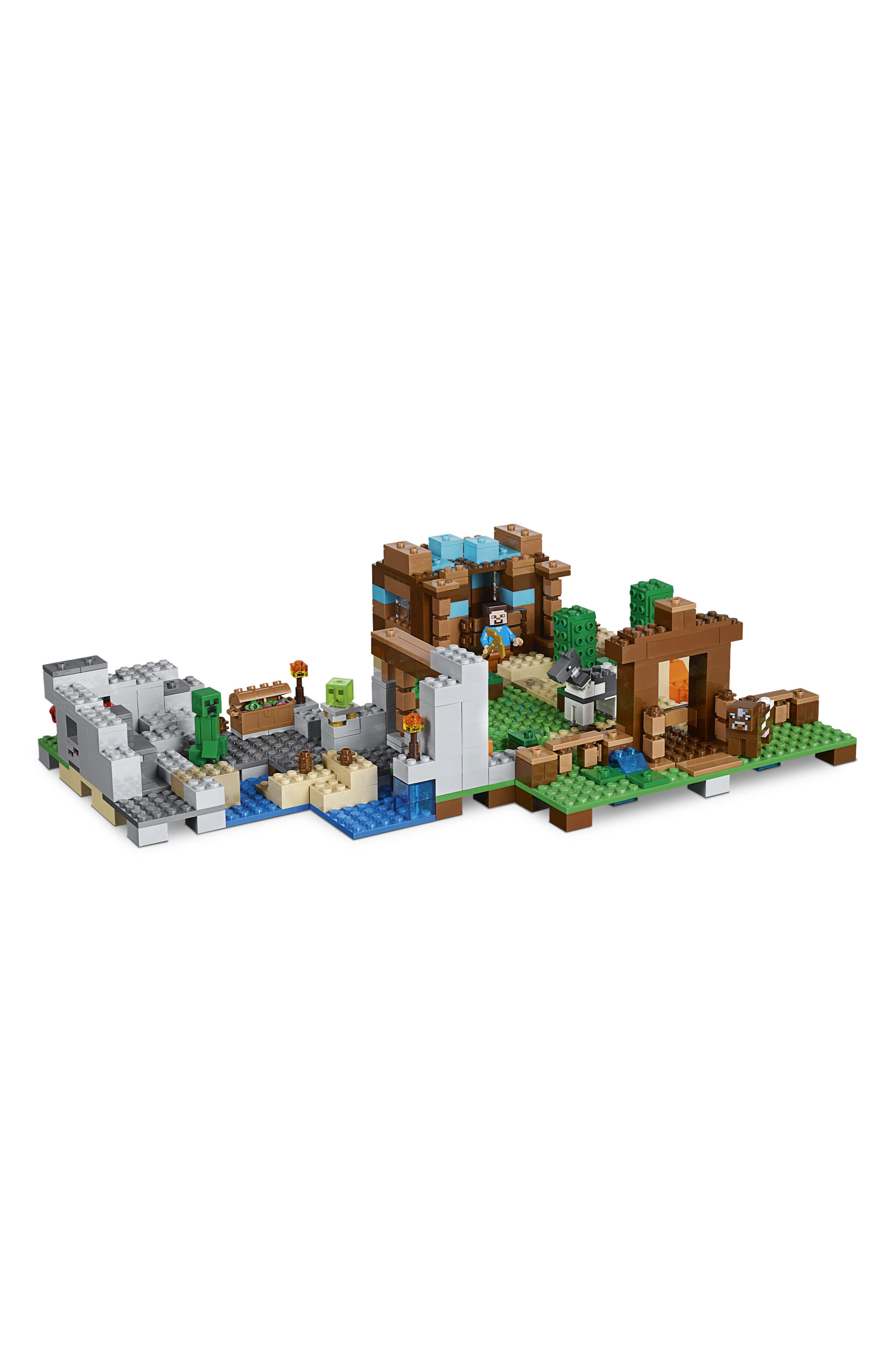 Alternate Image 2  - LEGO® Minecraft™ The Crafting Box 2.0 Play Set - 21135