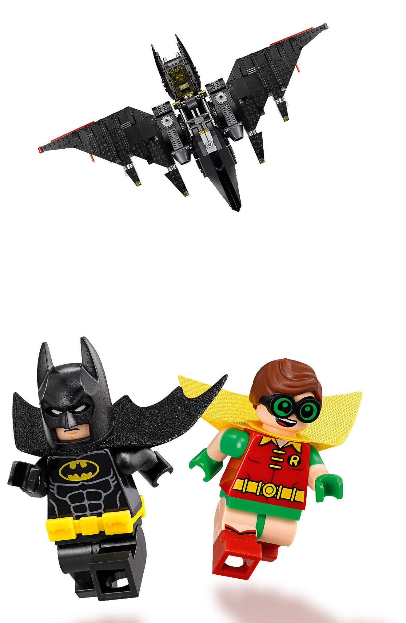 BATMAN MOVIE:The Batwing Set - 70916,                             Alternate thumbnail 4, color,                             Multi