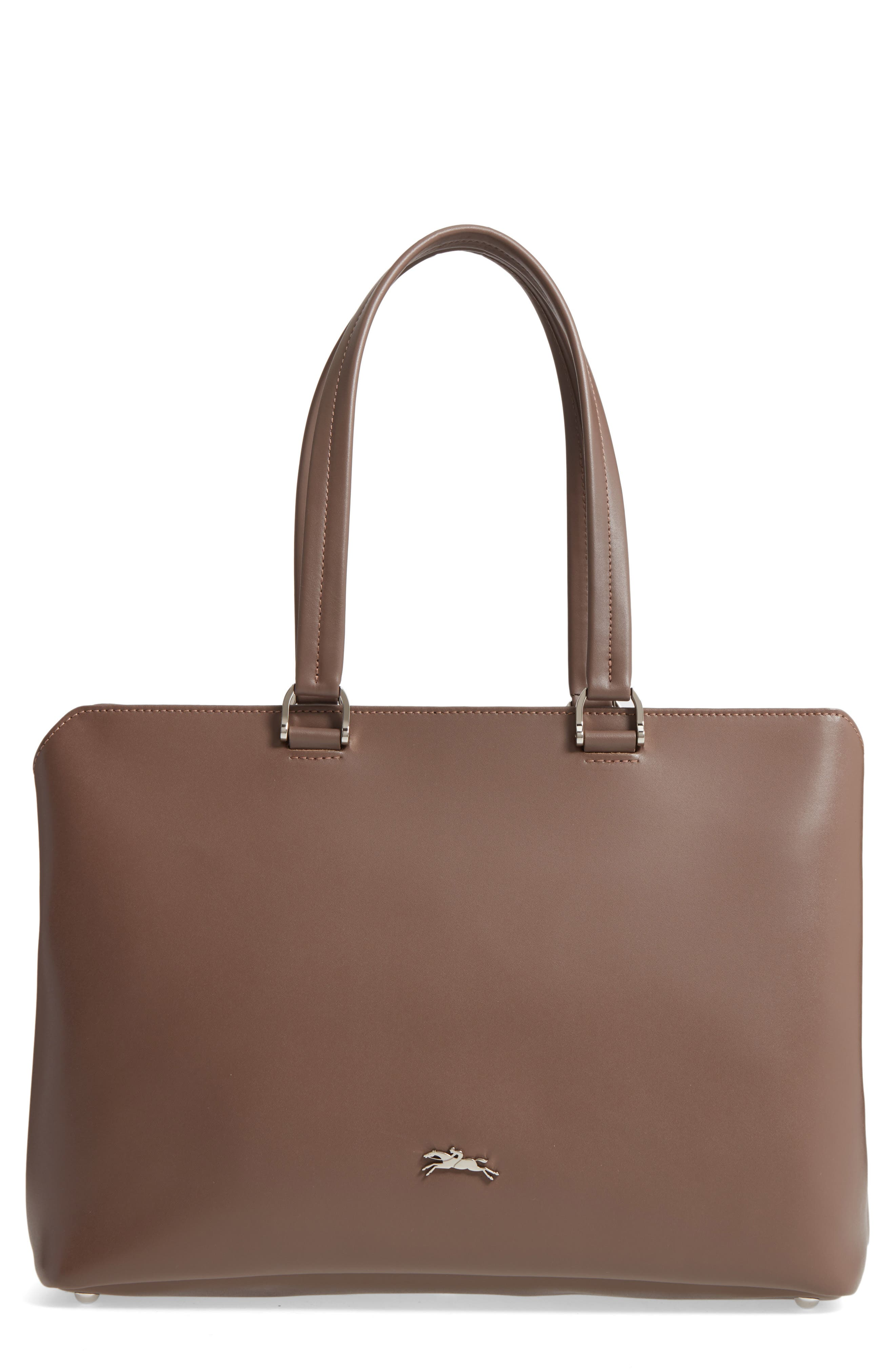 LONGCHAMP Honore 404 Leather Tote