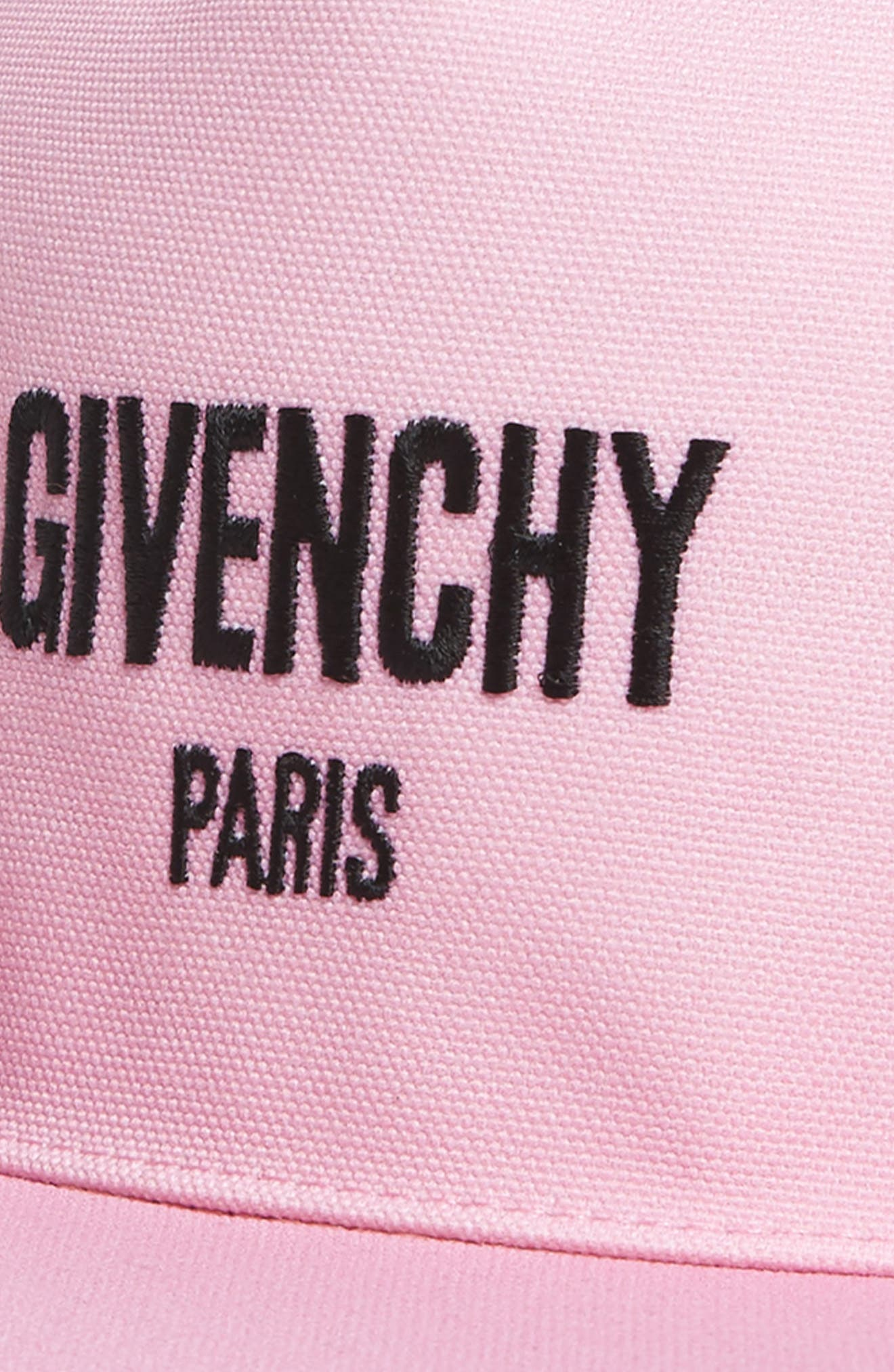 Alternate Image 3  - Givenchy Paris Embroidered Canvas Snapback Cap