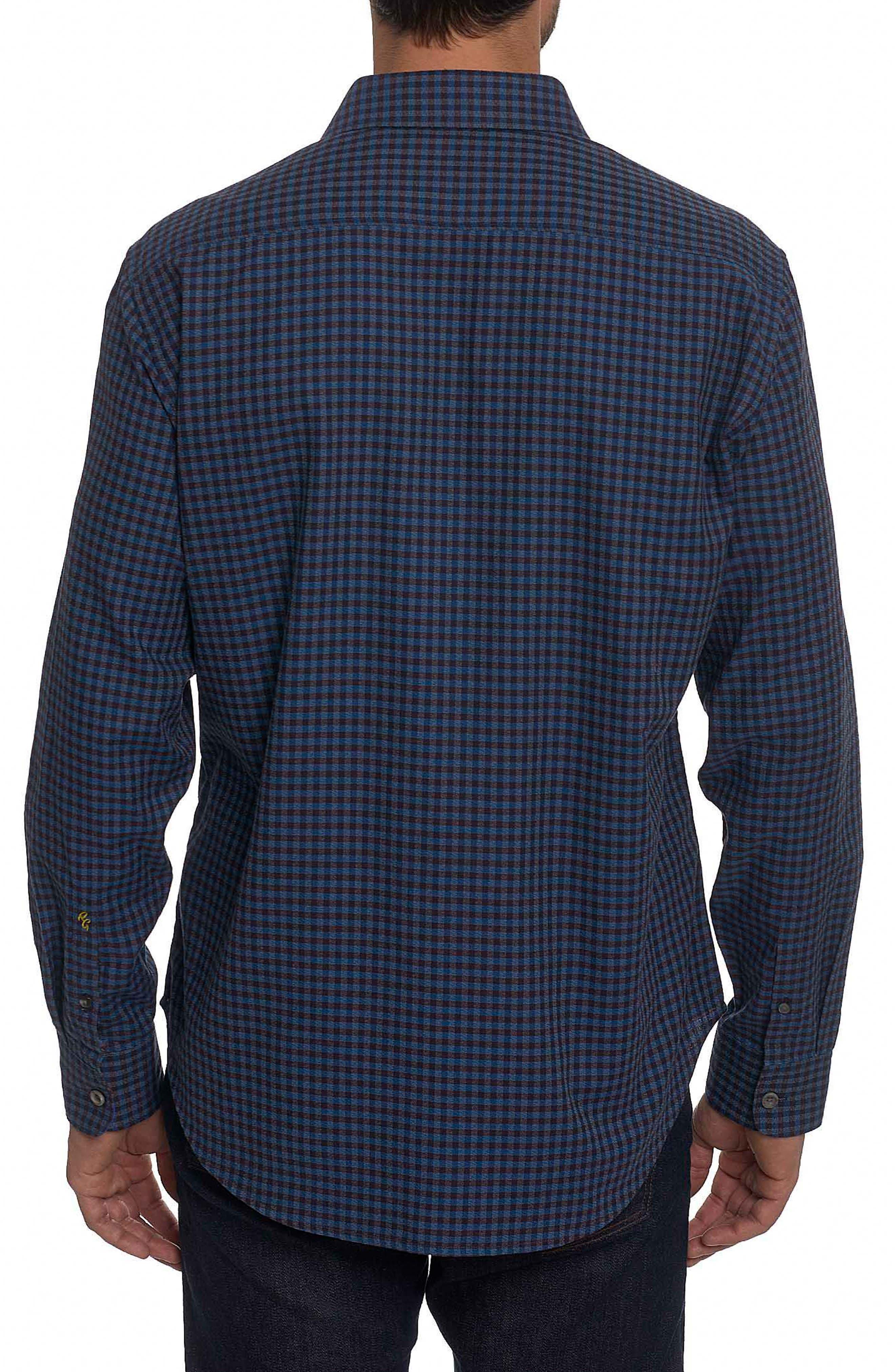 Alternate Image 2  - Robert Graham Newcomb Classic Fit Sport Shirt