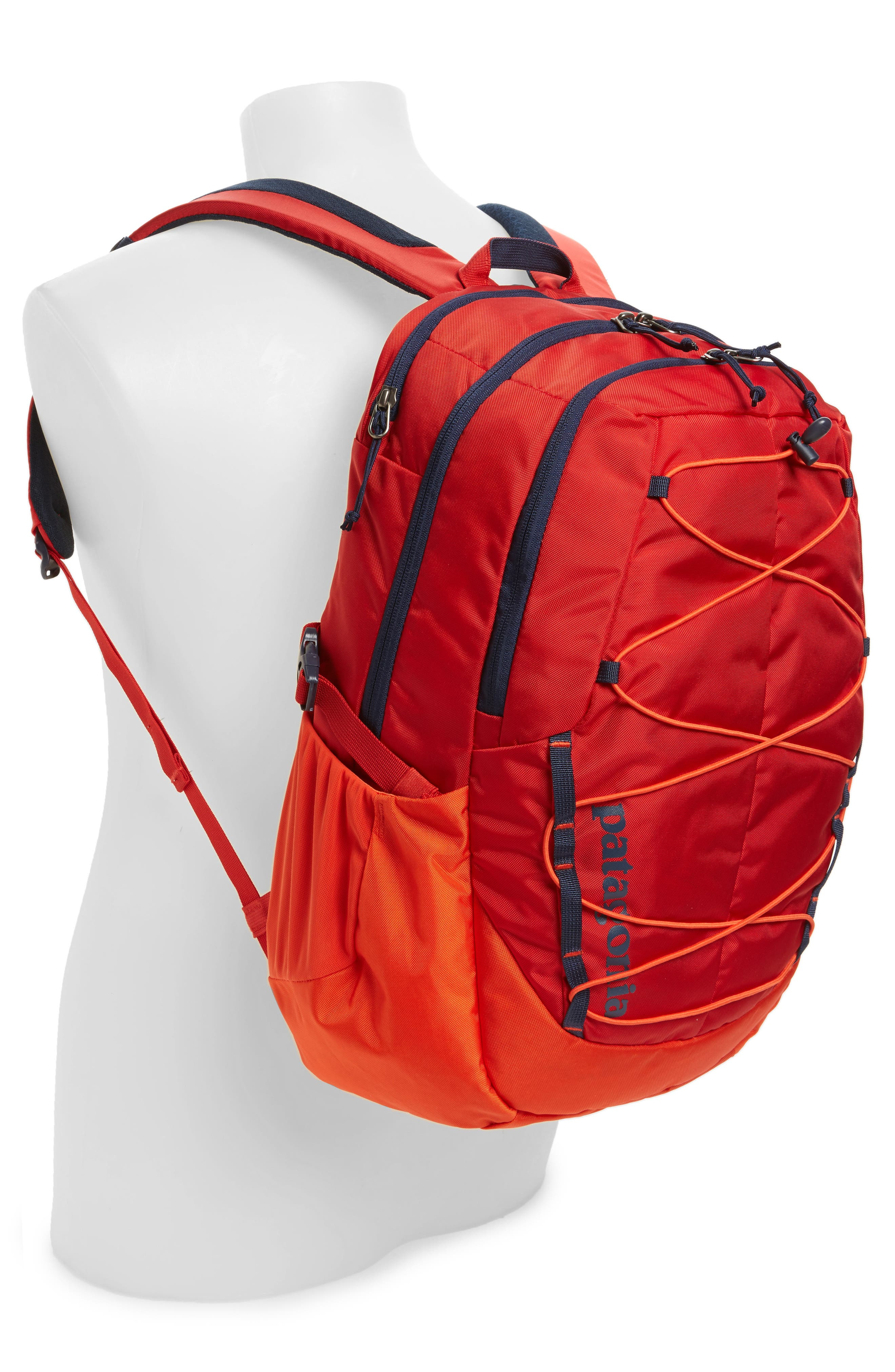 30L Chacabuco Backpack,                             Alternate thumbnail 2, color,                             Paintbrush Red
