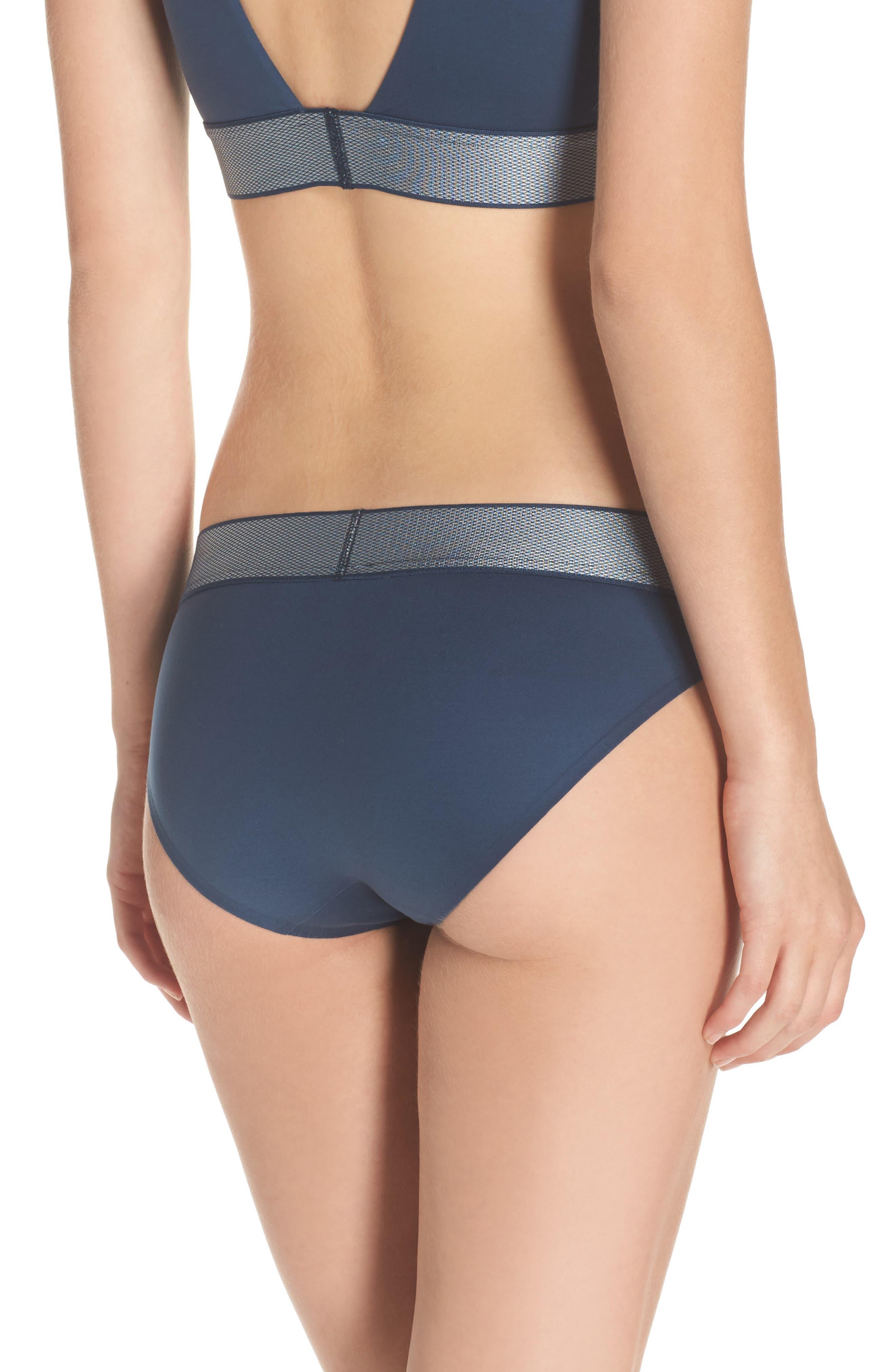 Alternate Image 2  - Calvin Klein Bikini