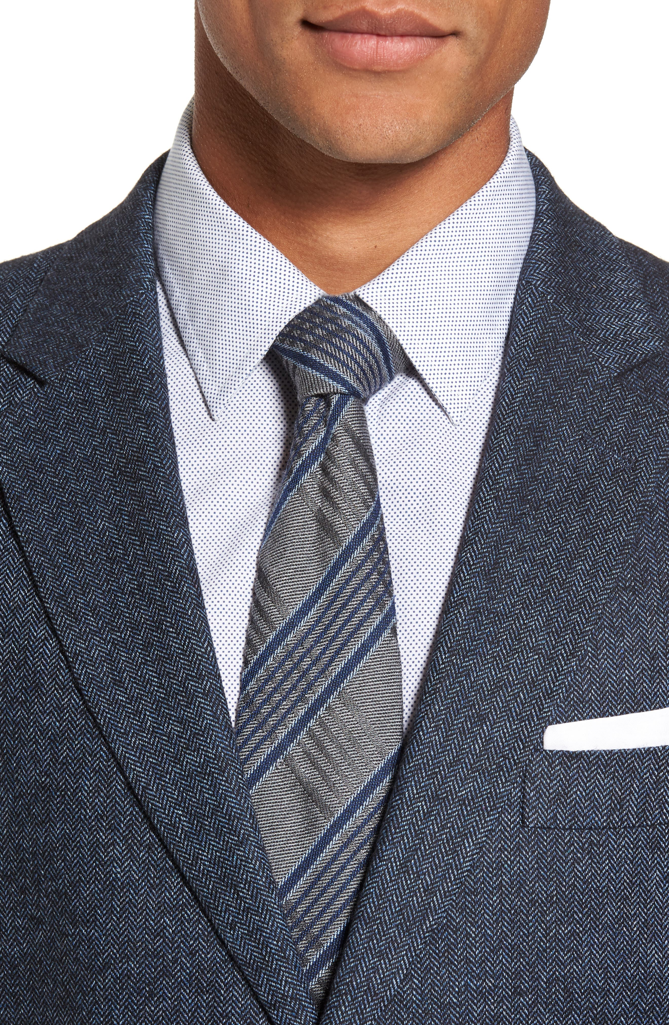 Alternate Image 4  - Rodd & Gunn Charring Cross Original Fit Herringbone Sport Coat