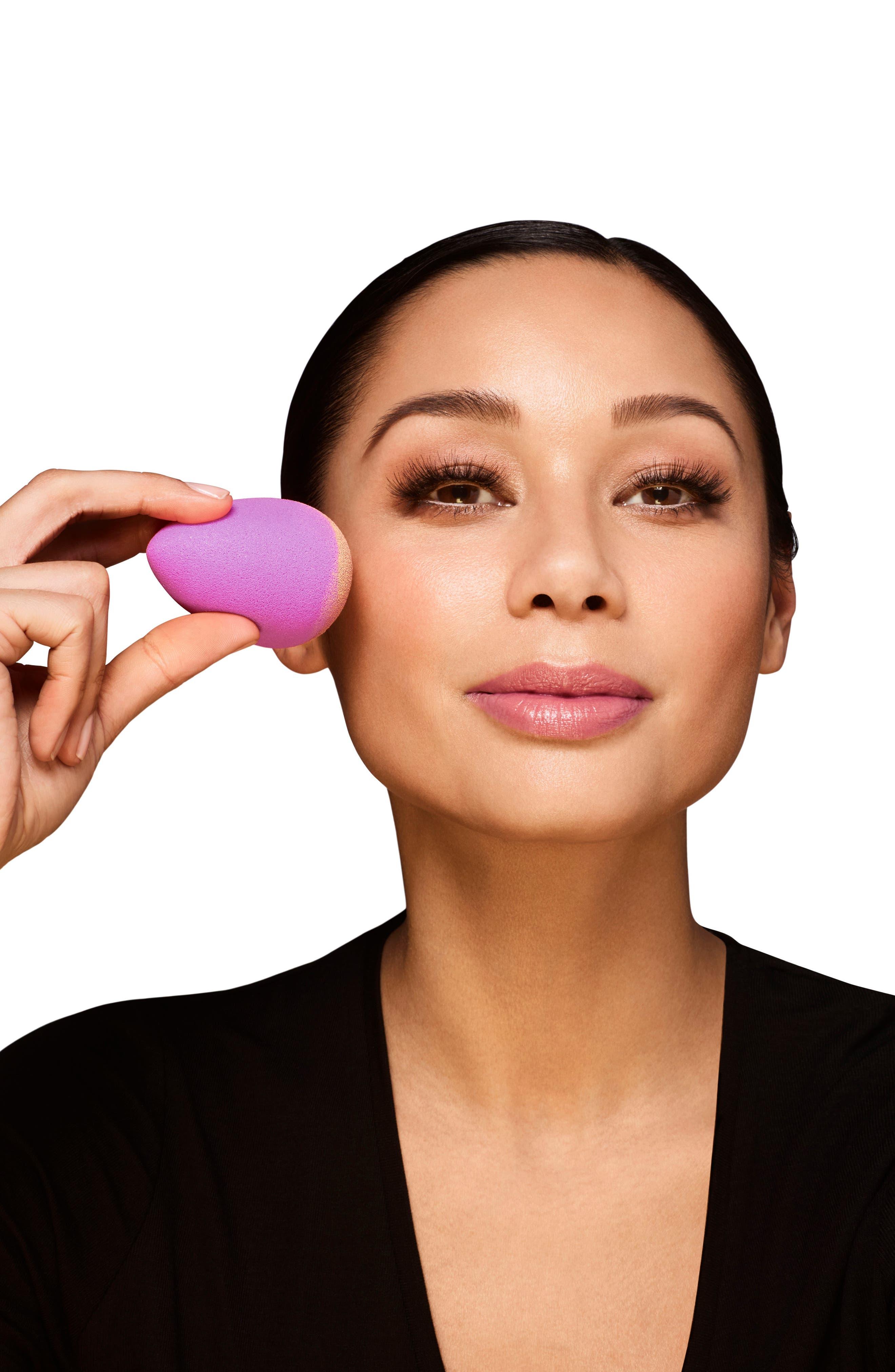 Alternate Image 3  - beautyblender® 'Royal' Original Makeup Sponge Applicator (Limited Edition)