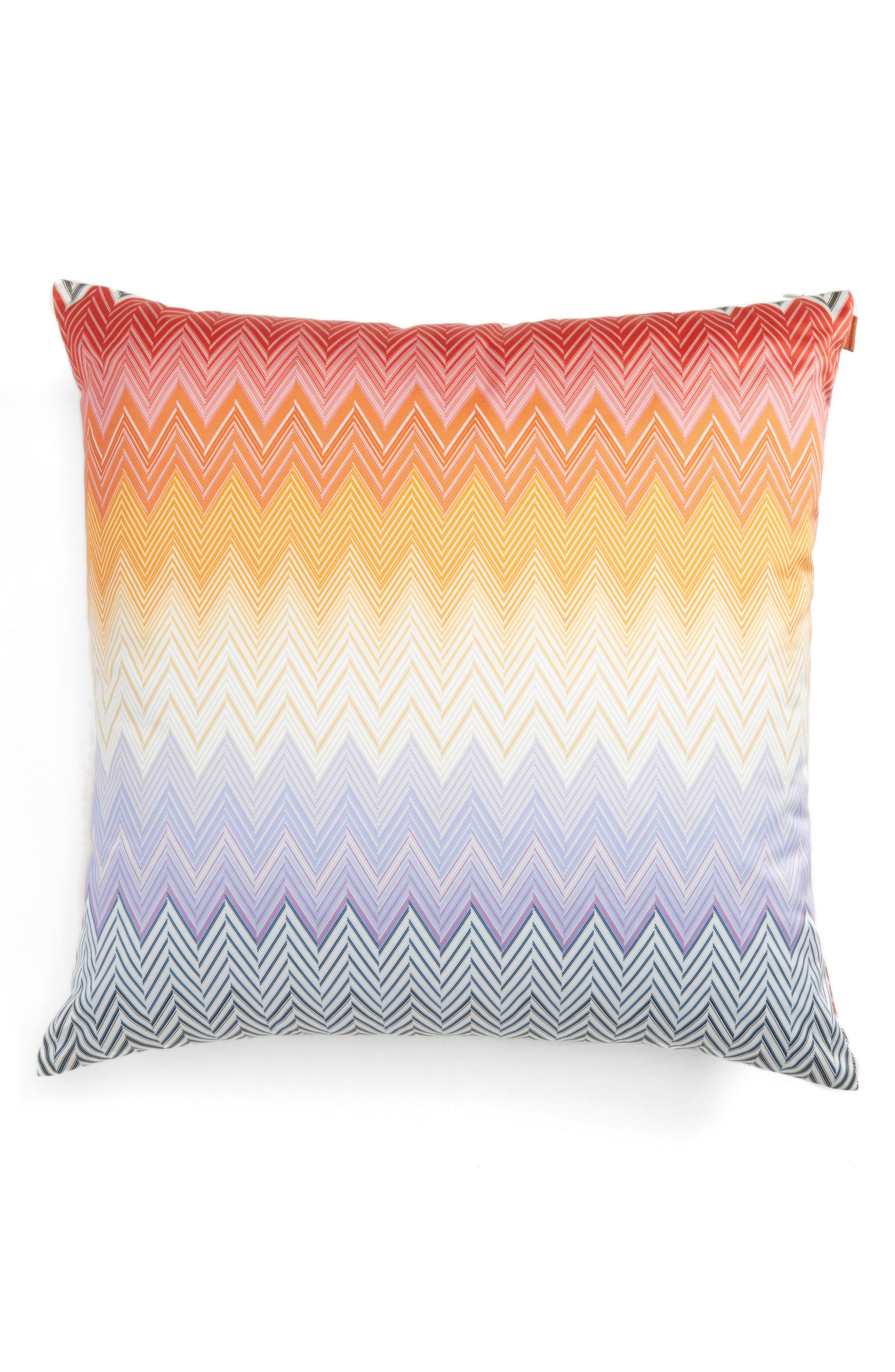 Sabaudia Accent Pillow,                             Alternate thumbnail 2, color,                             Multi Red