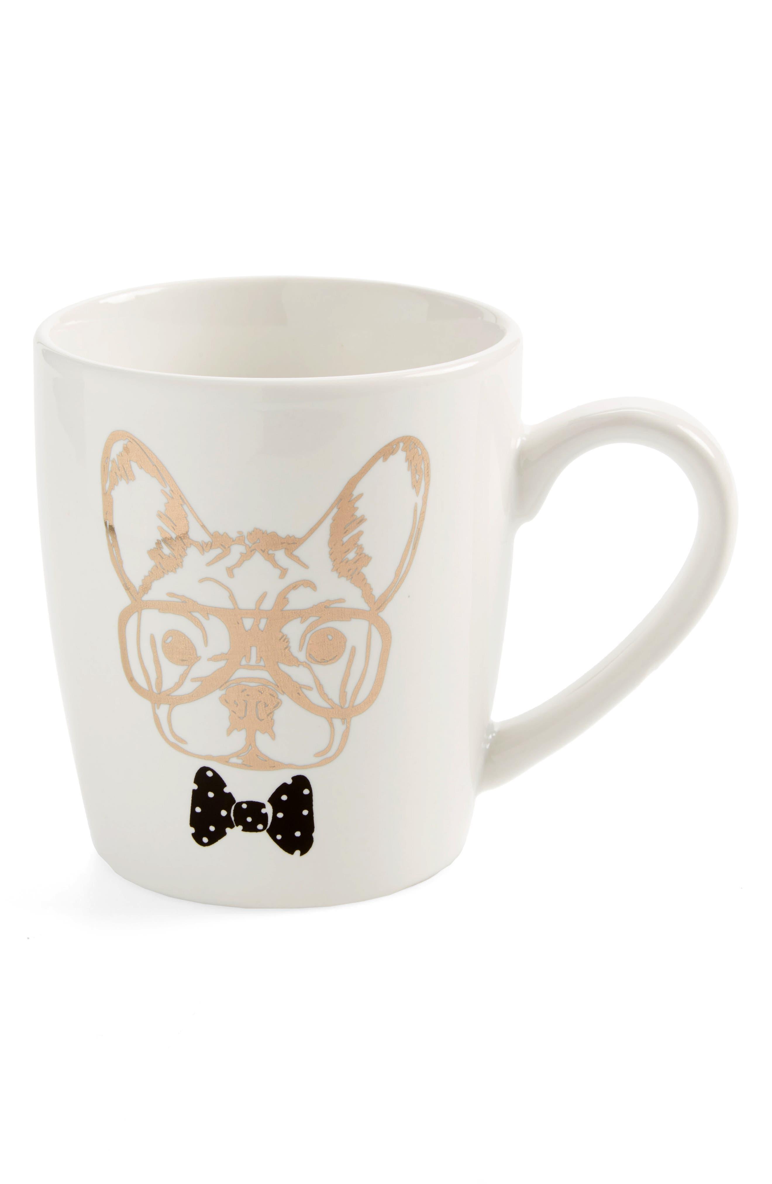 American Atelier French Bulldog Mug