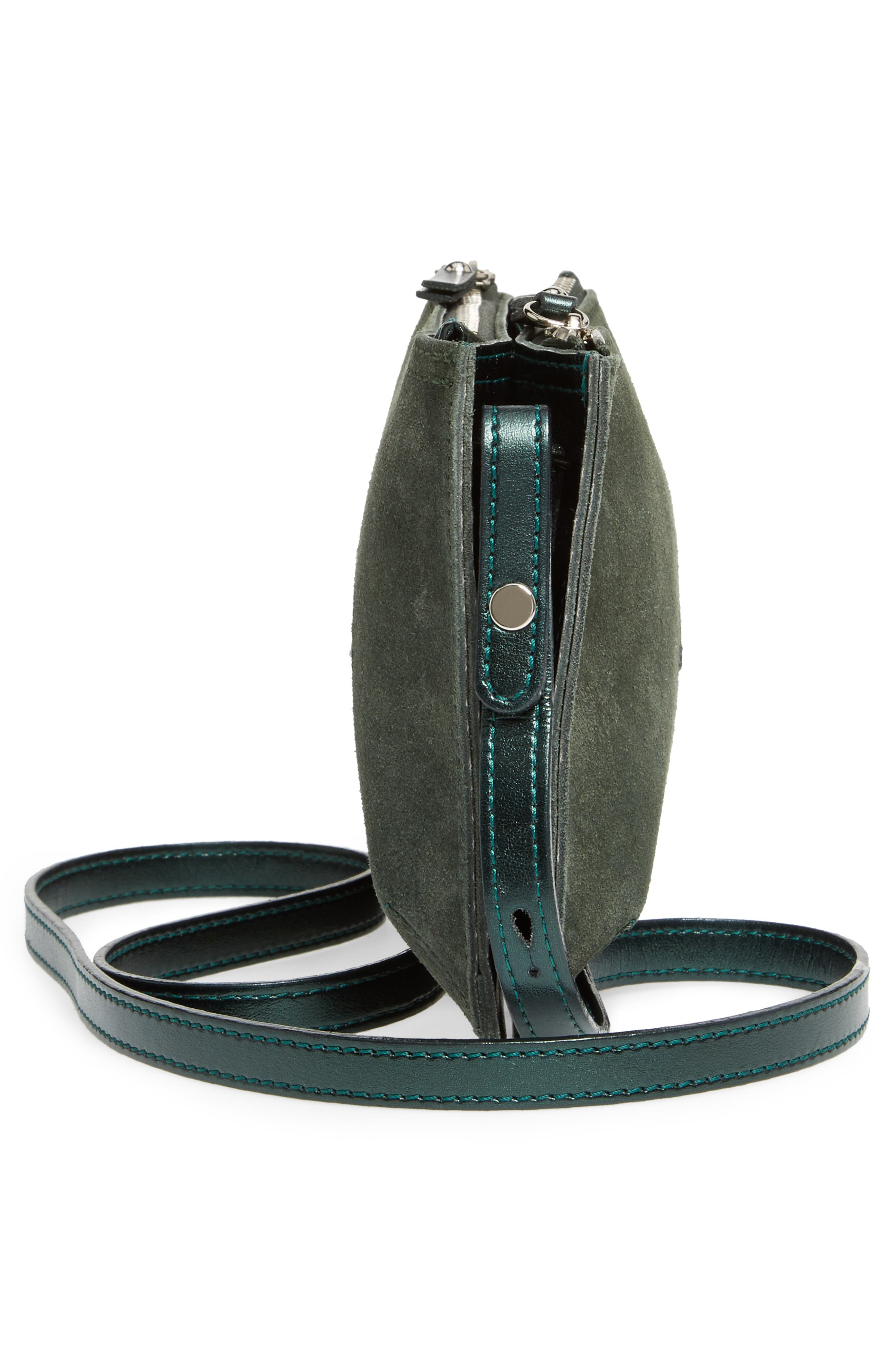 Alternate Image 4  - Longchamp Shop It Crossbody Bag