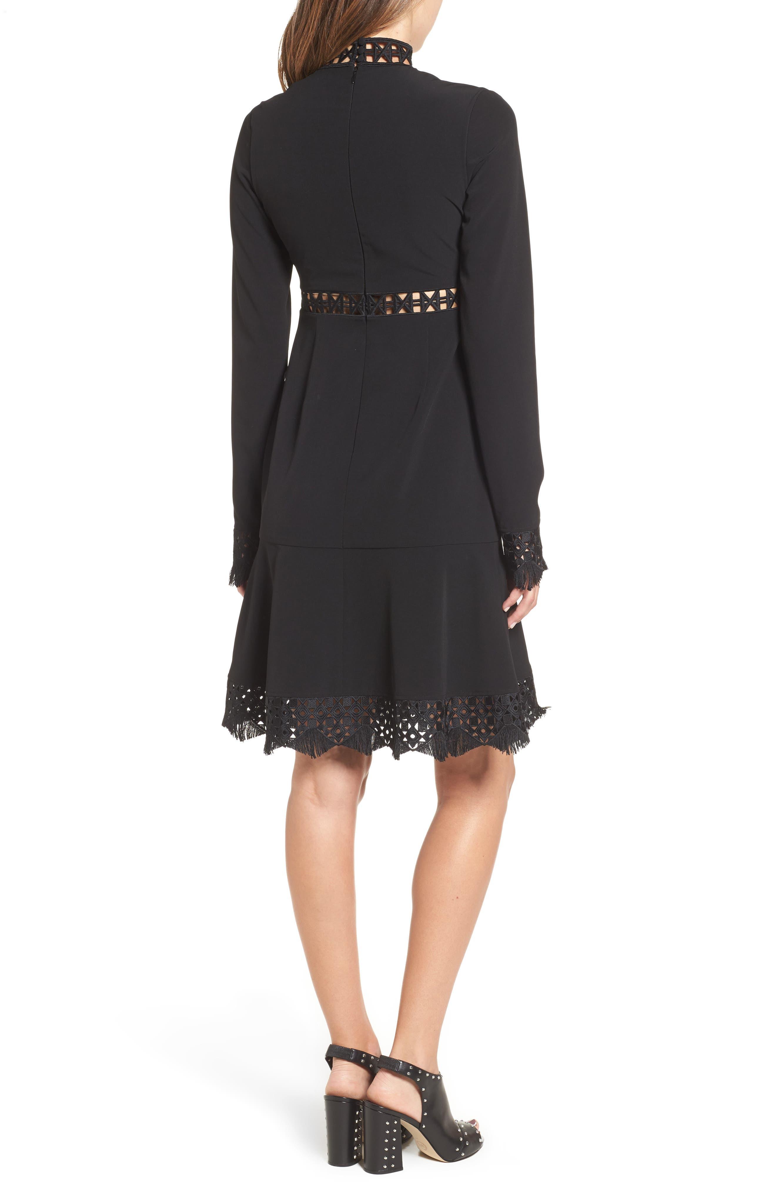 Alternate Image 2  - SuperTrash Dacy Choker Dress
