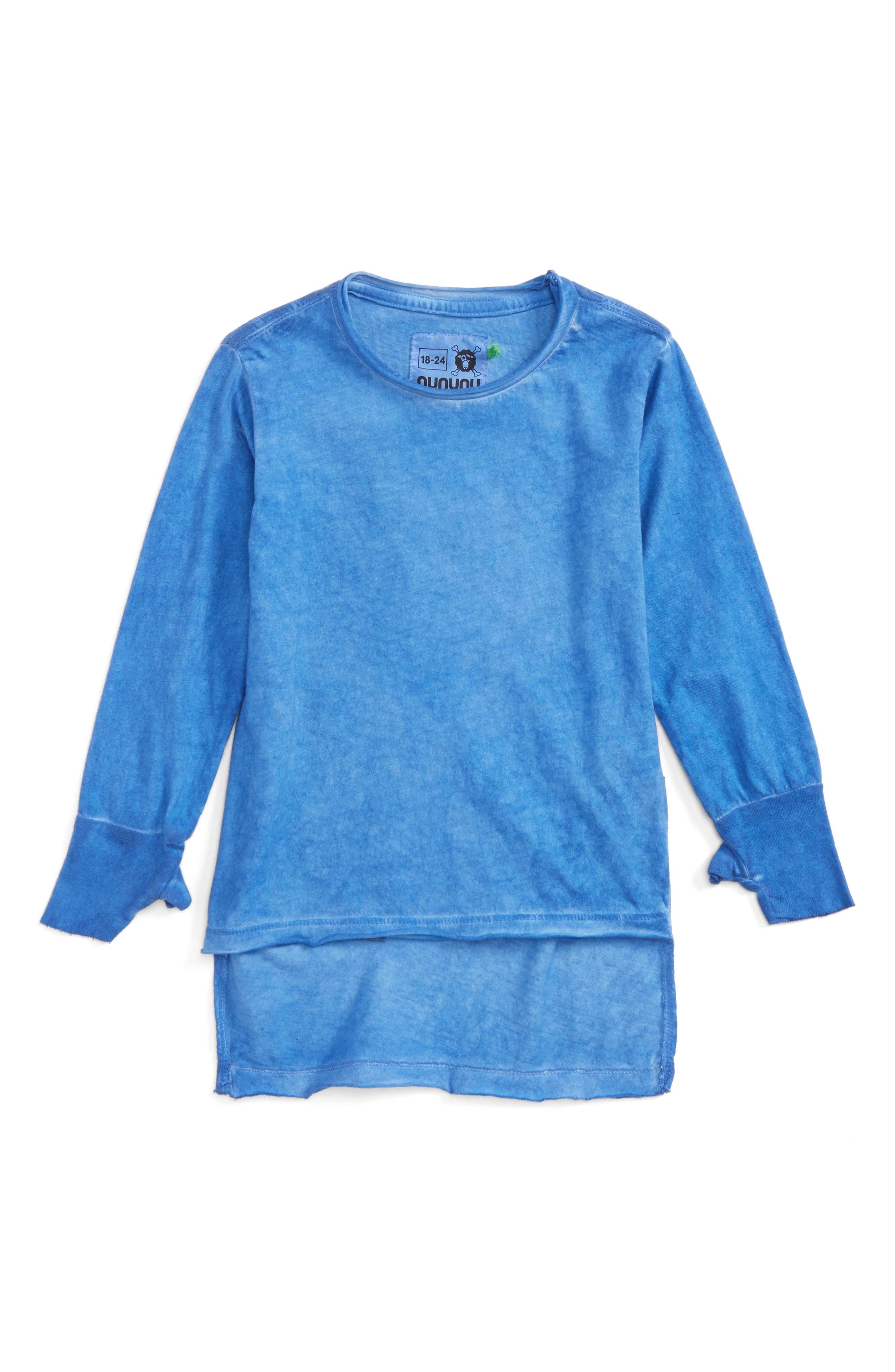 NUNUNU Two Lengths T-Shirt (Baby Boys)