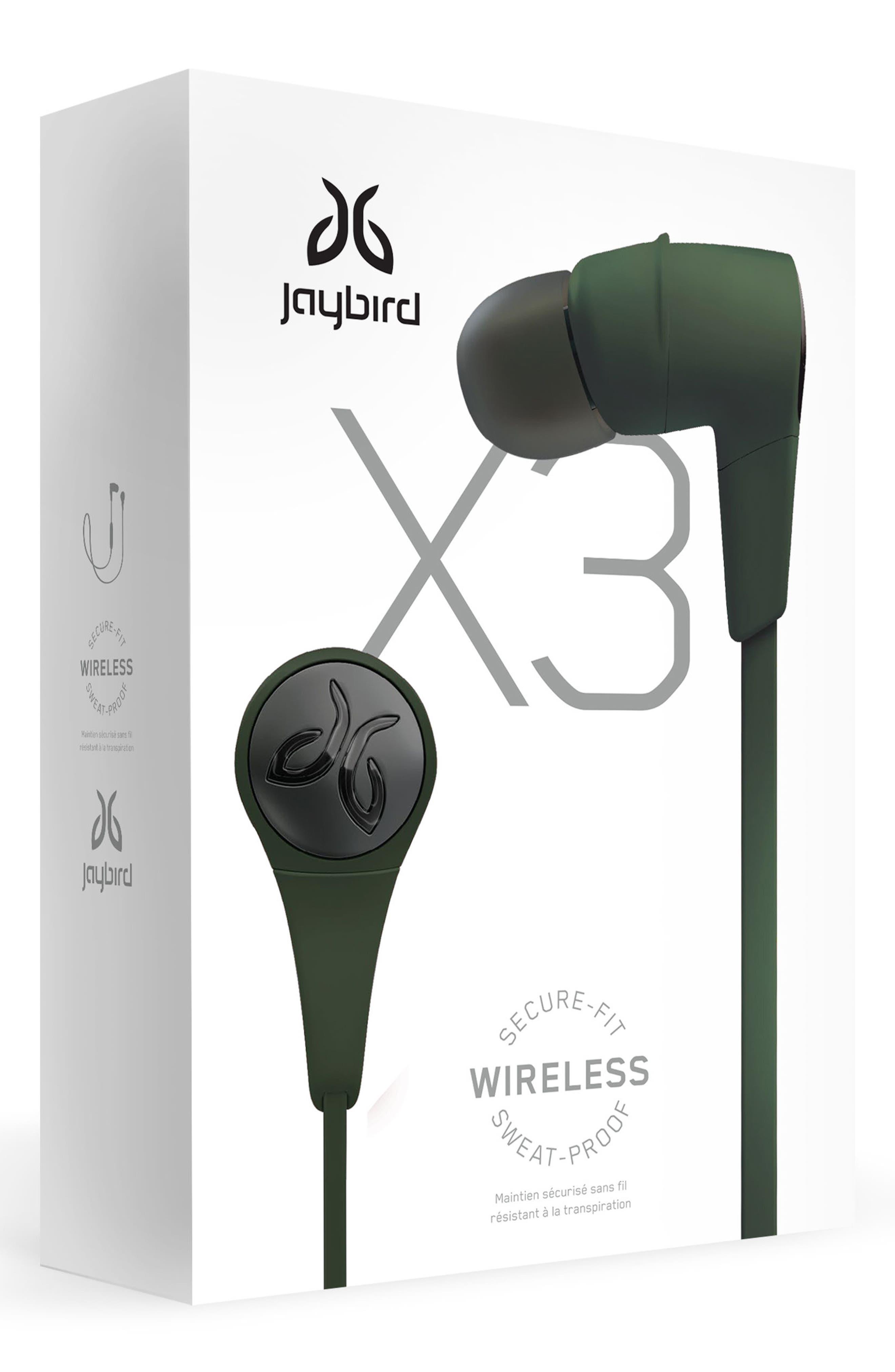 Alternate Image 6  - Jaybird x3 Sport BT Wireless Earbuds