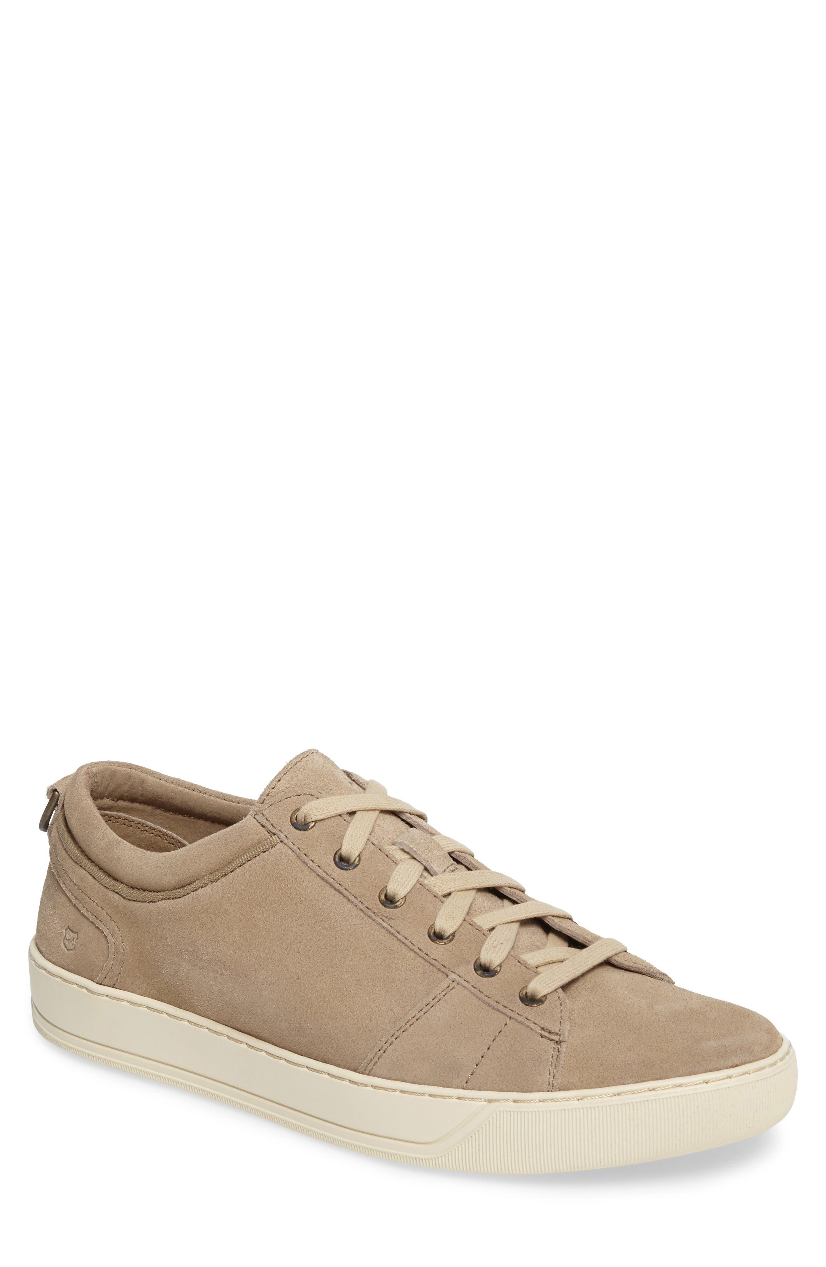 'Darwood' Sneaker,                         Main,                         color, Hemp/ Bone Suede