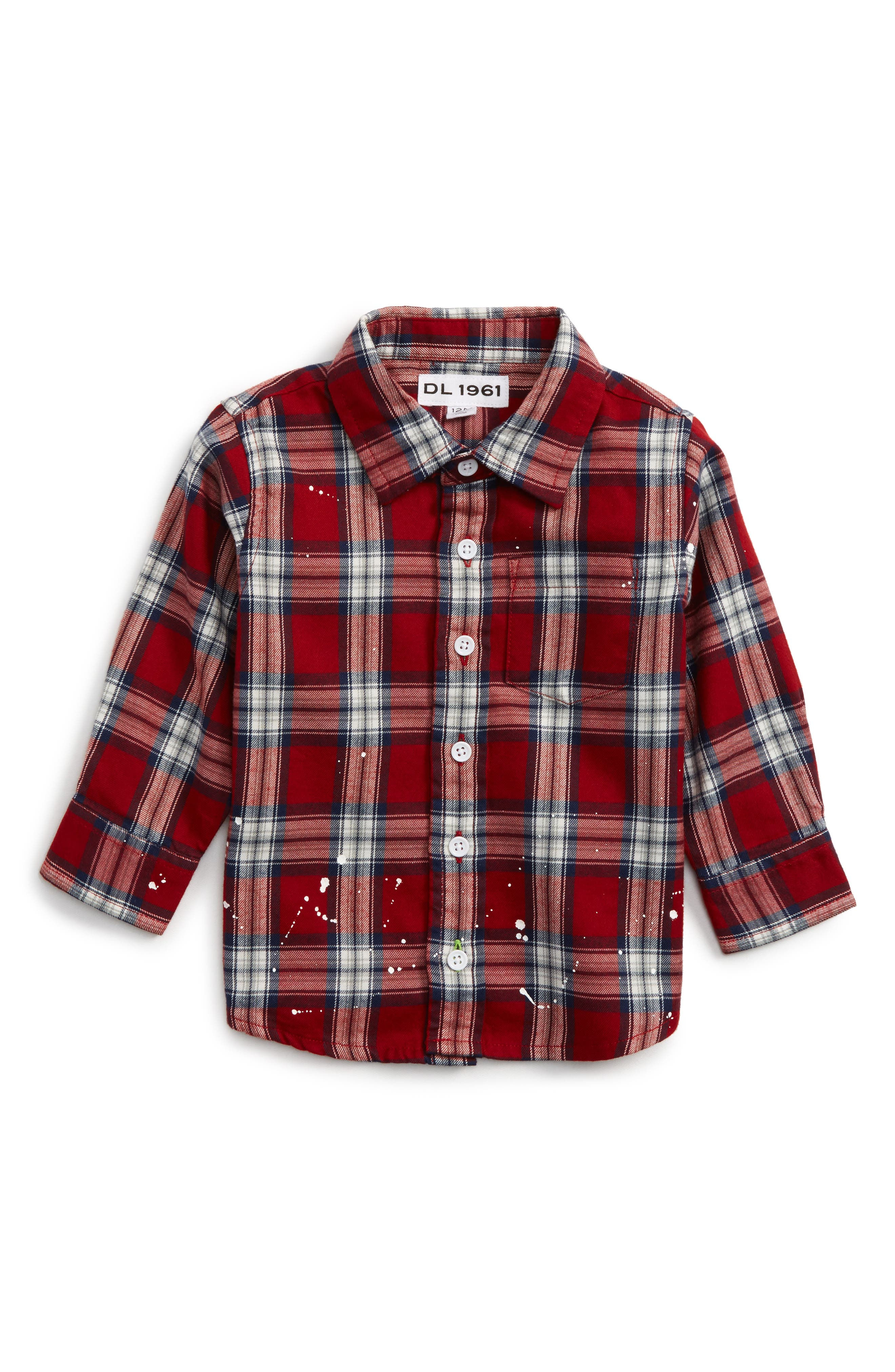 DL1961 Plaid Shirt