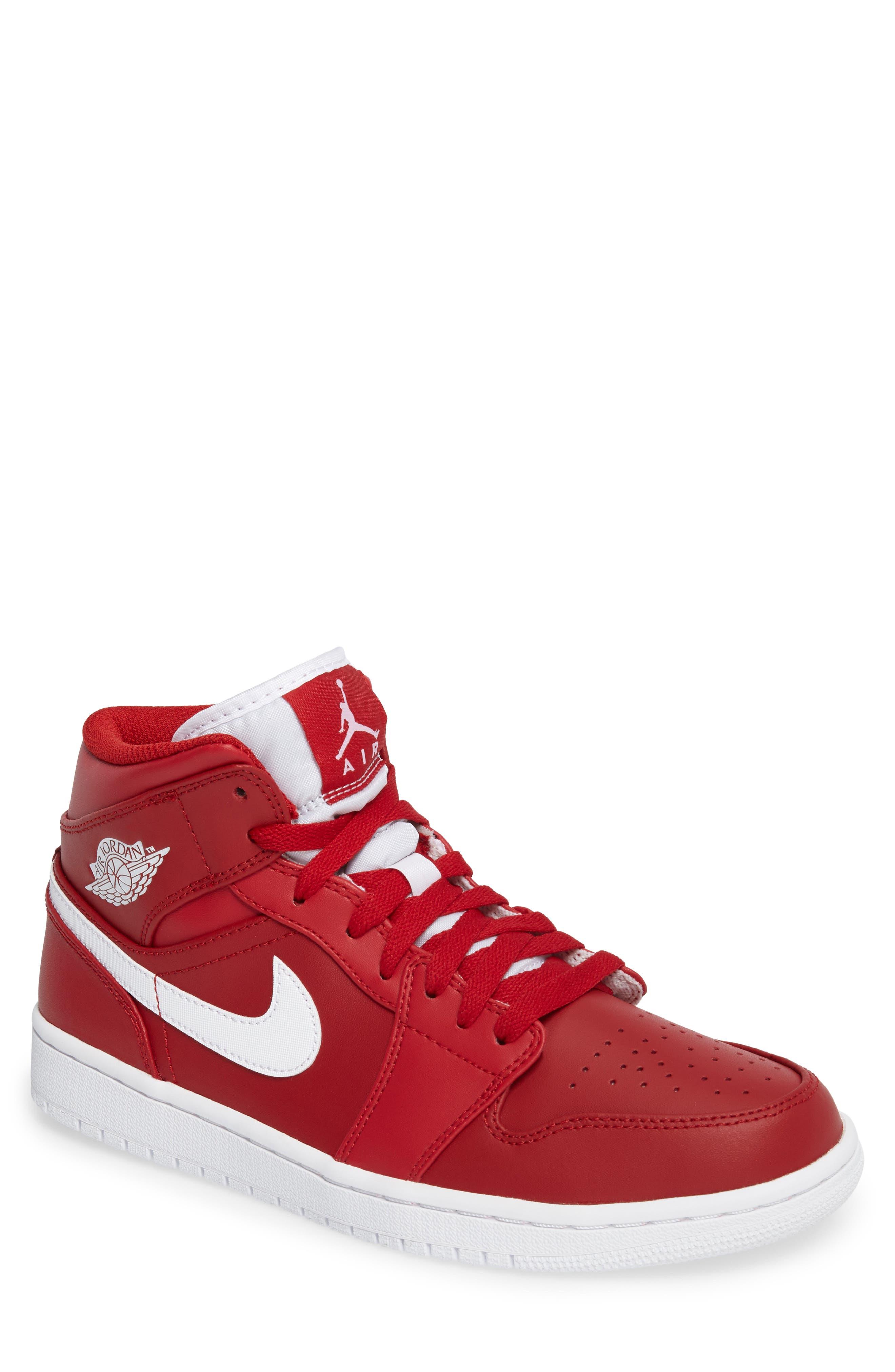 Nike 'Air Jordan 1 Mid' Sneaker (Men)