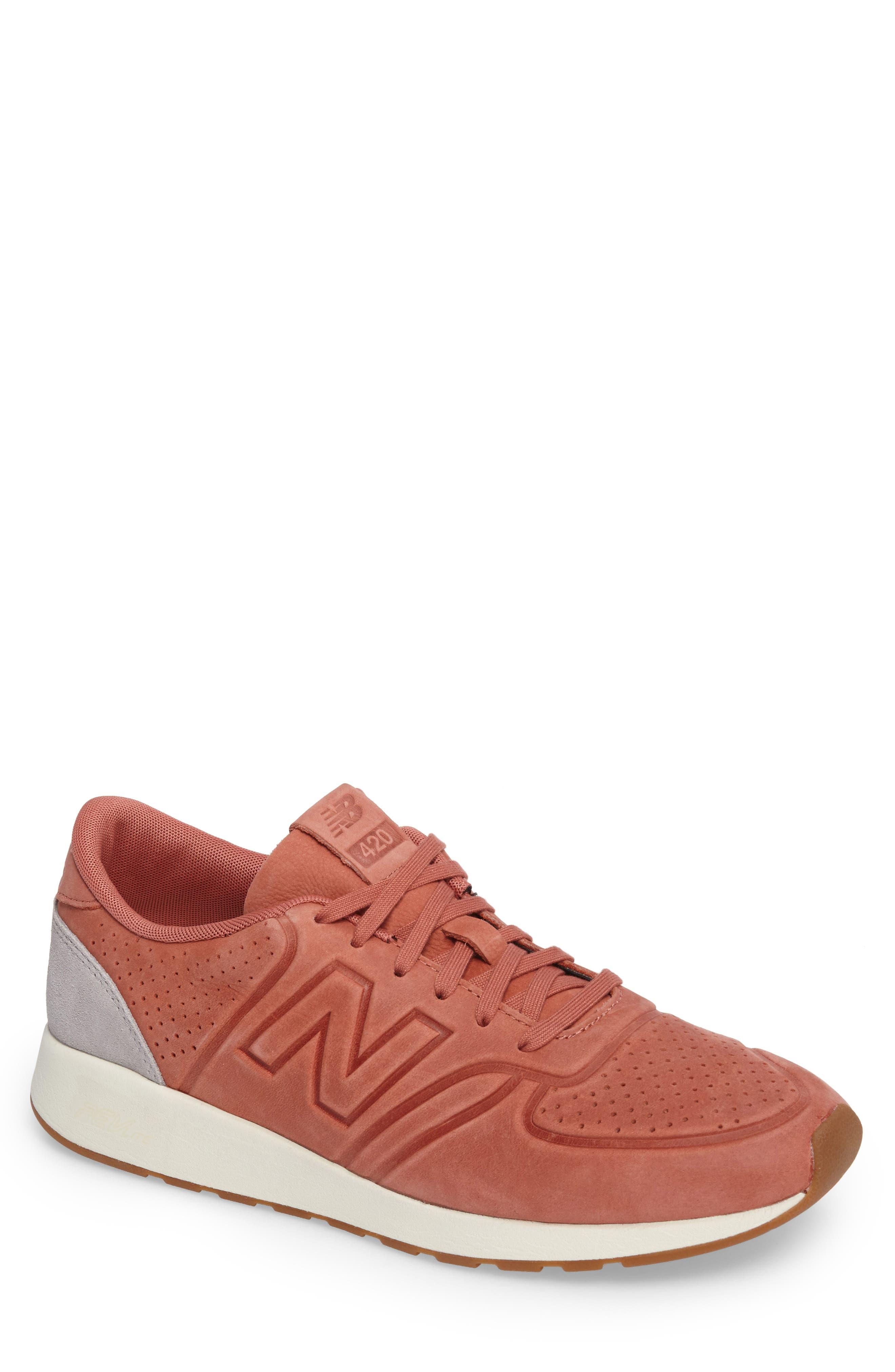 Alternate Image 1 Selected - New Balance 420 Premium Decon Sneaker (Men)