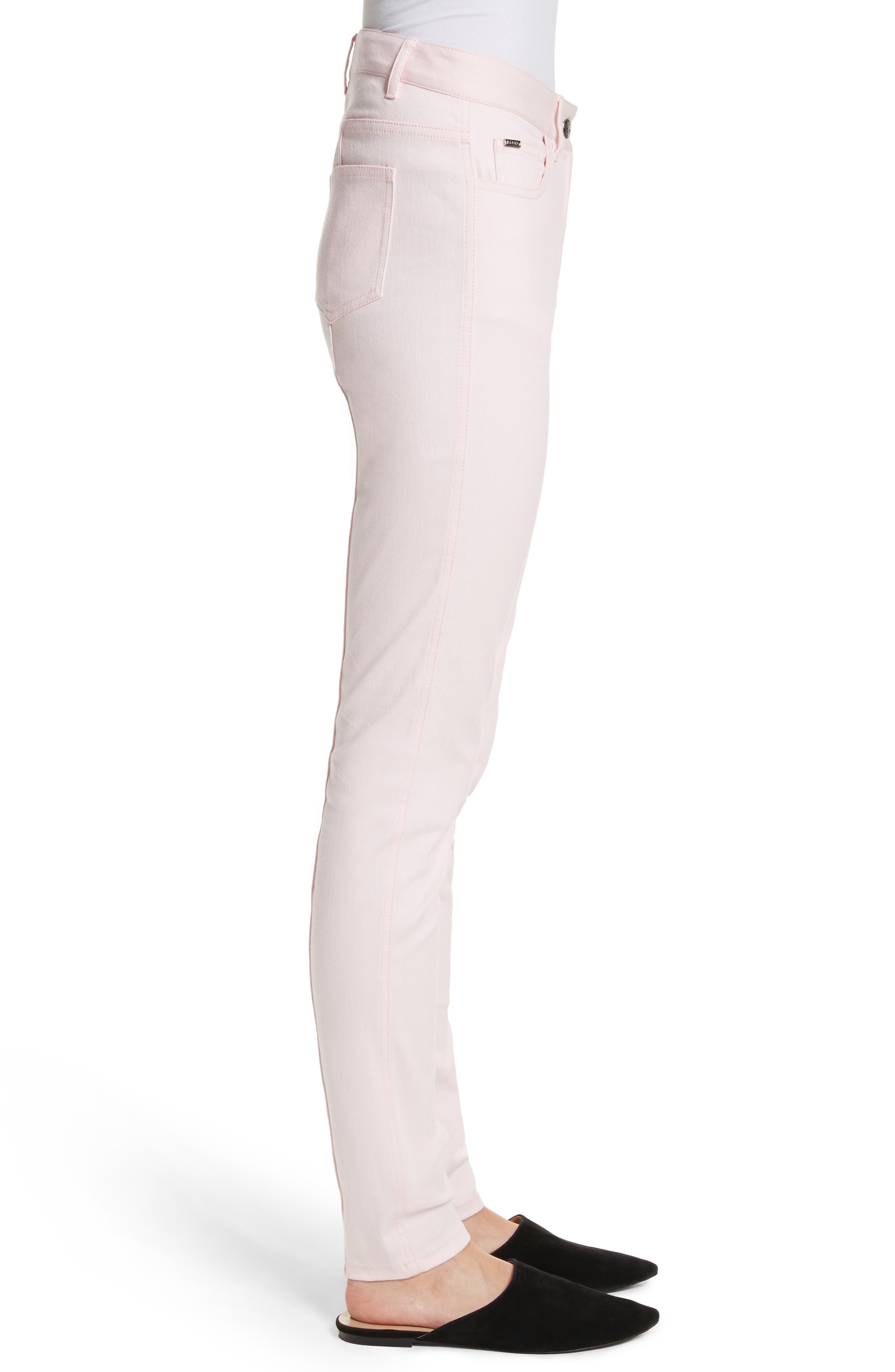Alternate Image 3  - St. John Collection Bardot Double Dye Stretch Jeans