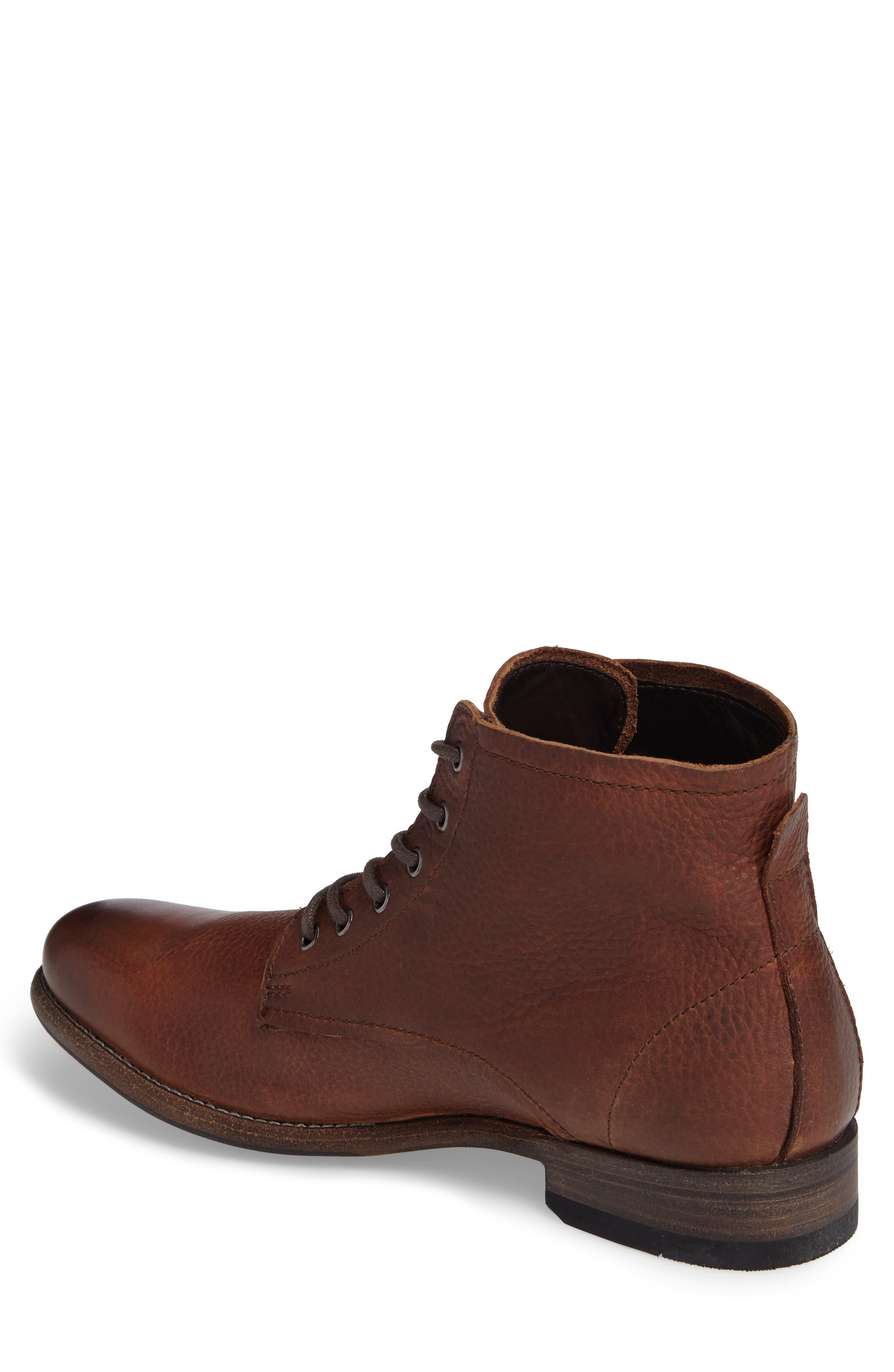 Alternate Image 2  - Blackstone KM 21 Plain Toe Boot (Men)